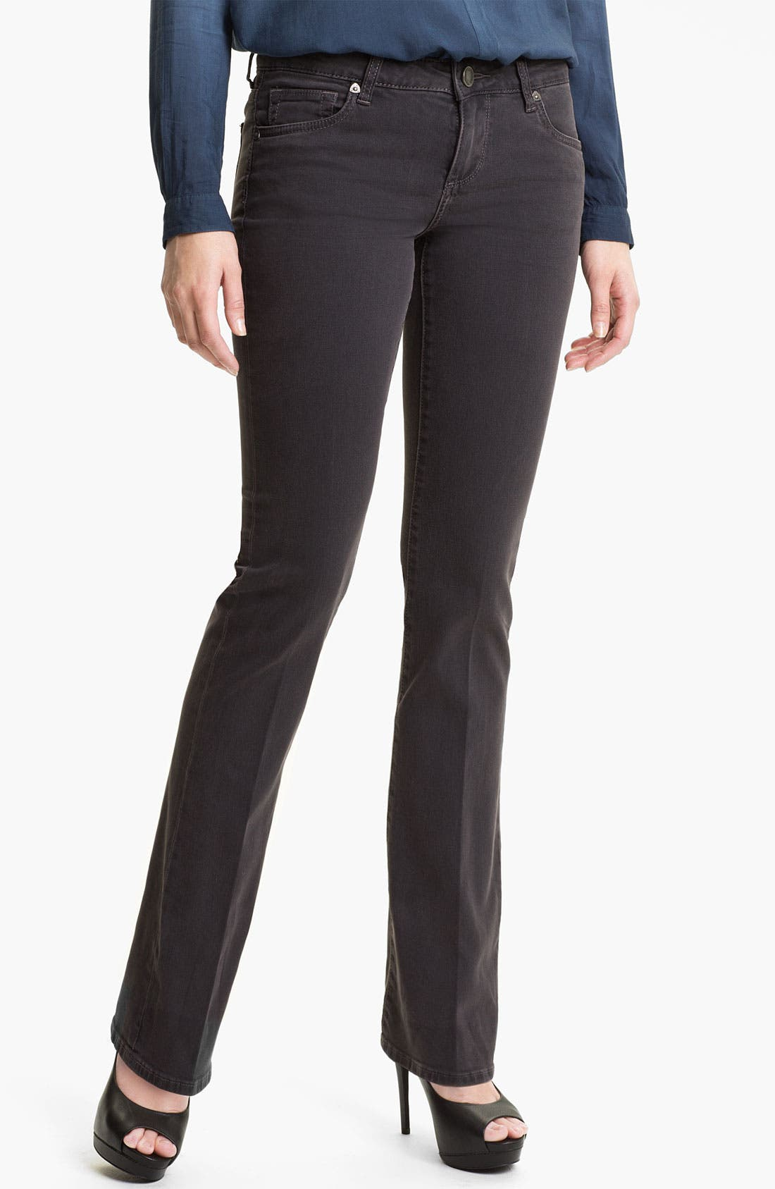 Alternate Image 1 Selected - KUT from the Kloth Baby Bootcut Jeans (Gorgeous) (Online Exclusive)