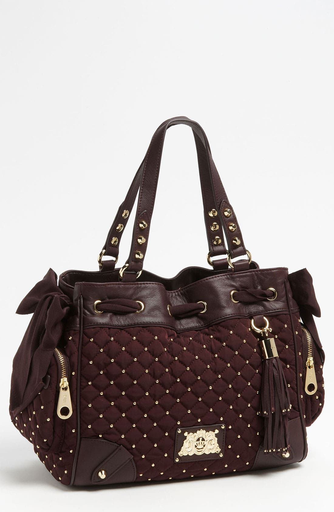 Main Image - Juicy Couture 'Daydreamer' Quilted Nylon Tote
