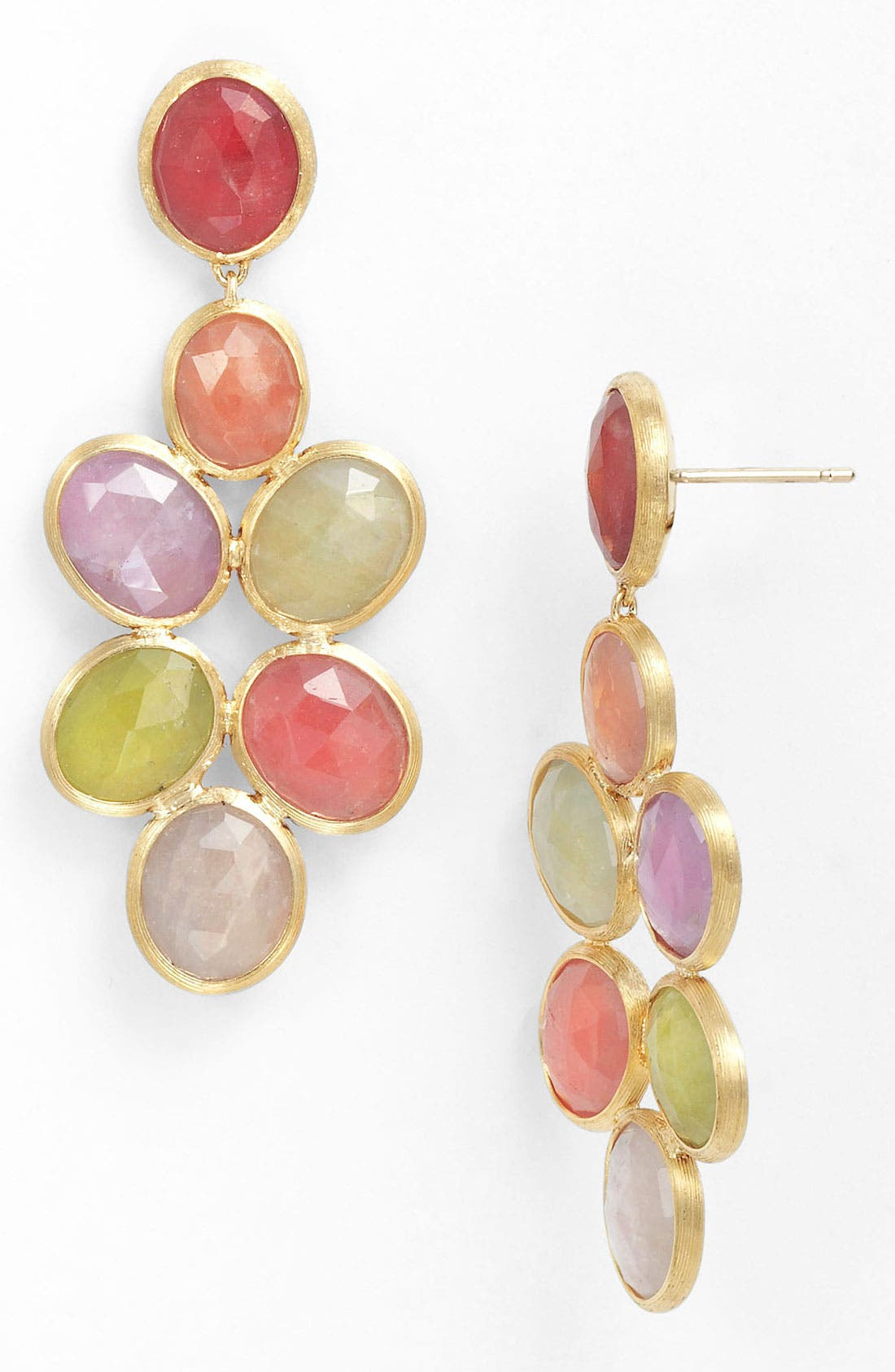 Alternate Image 1 Selected - Marco Bicego 'Siviglia' Cluster Drop Earrings