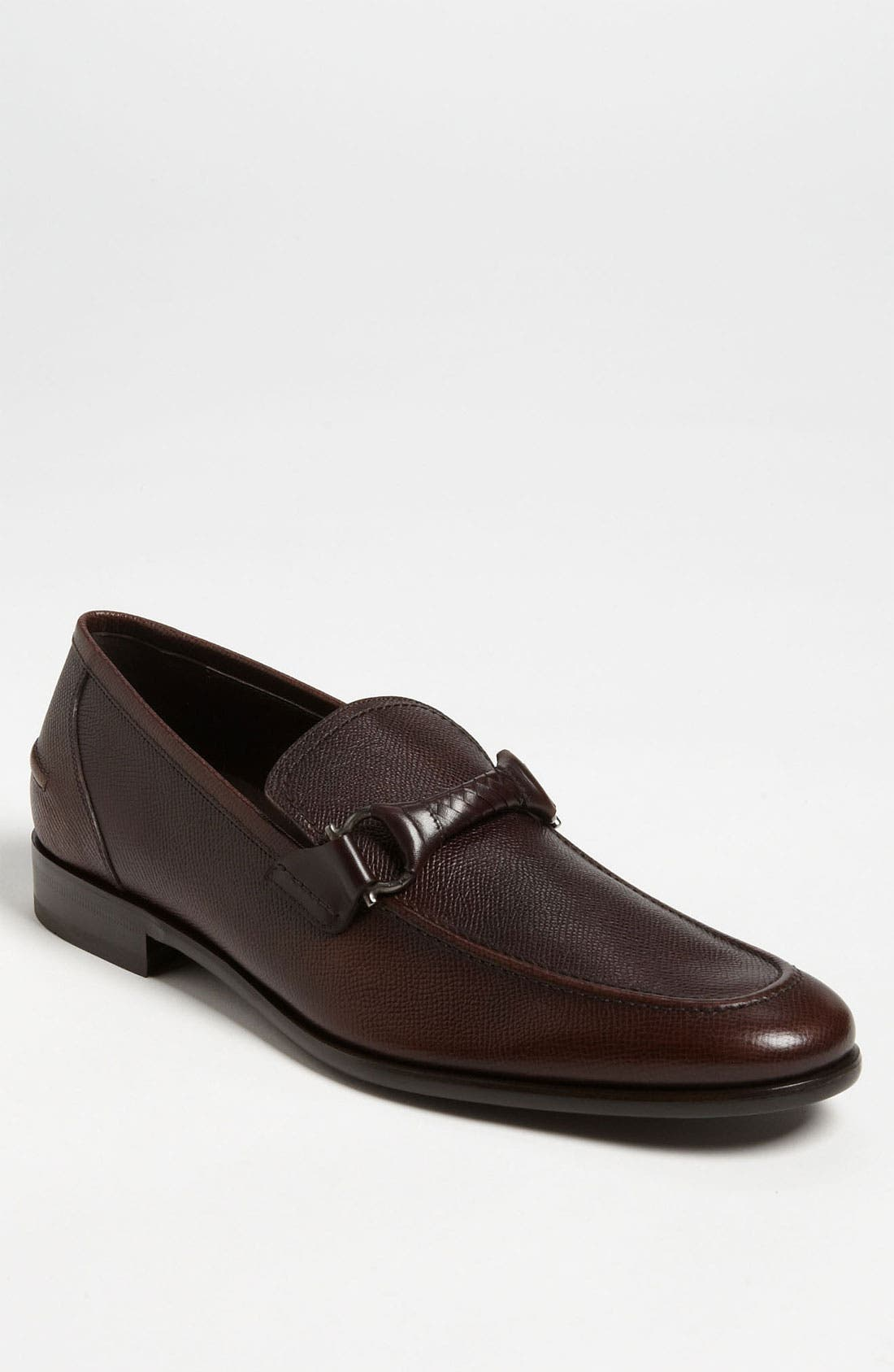 Alternate Image 1 Selected - Salvatore Ferragamo 'Twist' Bit Loafer