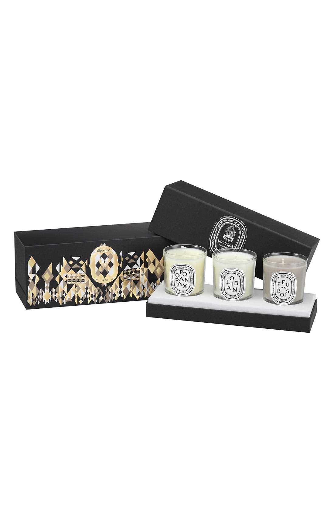 Alternate Image 2  - diptyque Scented Candle Coffret