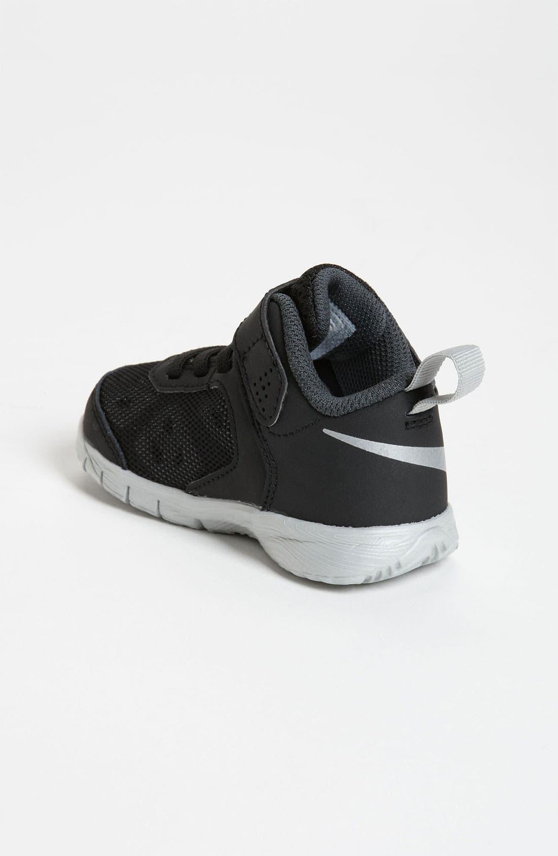 Alternate Image 2  - Nike 'Fusion' Basketball Shoe (Baby, Walker, Toddler)