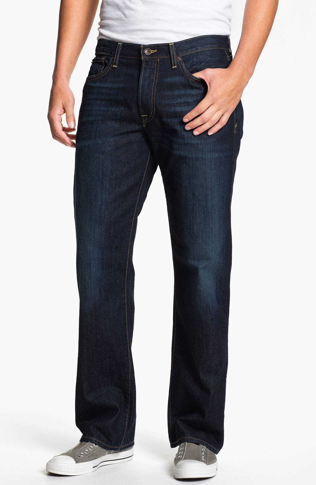Alternate Image 1 Selected - Lucky Brand '361 Vintage' Straight Leg Jeans (Ol' Oklahoma)