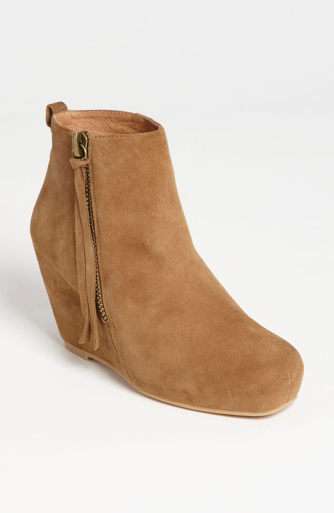 Alternate Image 1 Selected - Jeffrey Campbell 'Newton' Wedge Bootie