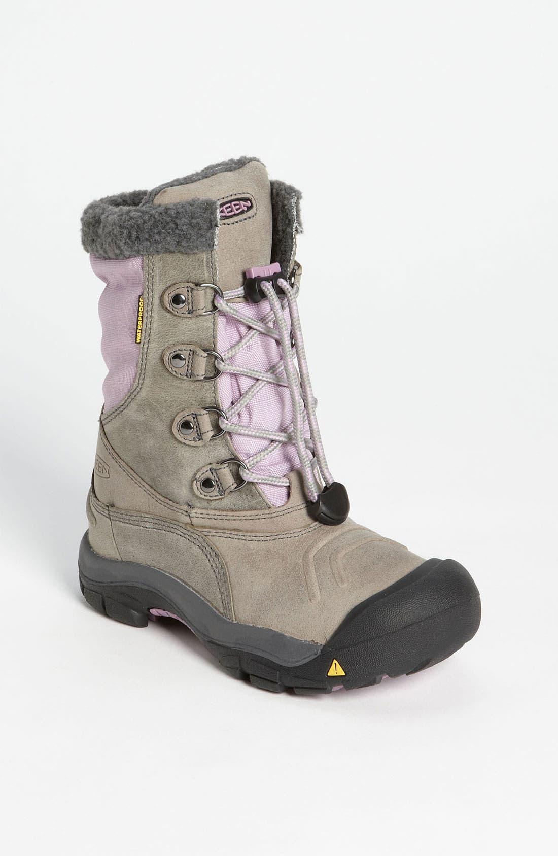 Alternate Image 1 Selected - Keen 'Basin' Waterproof Boot (Toddler, Little Kid & Big Kid)