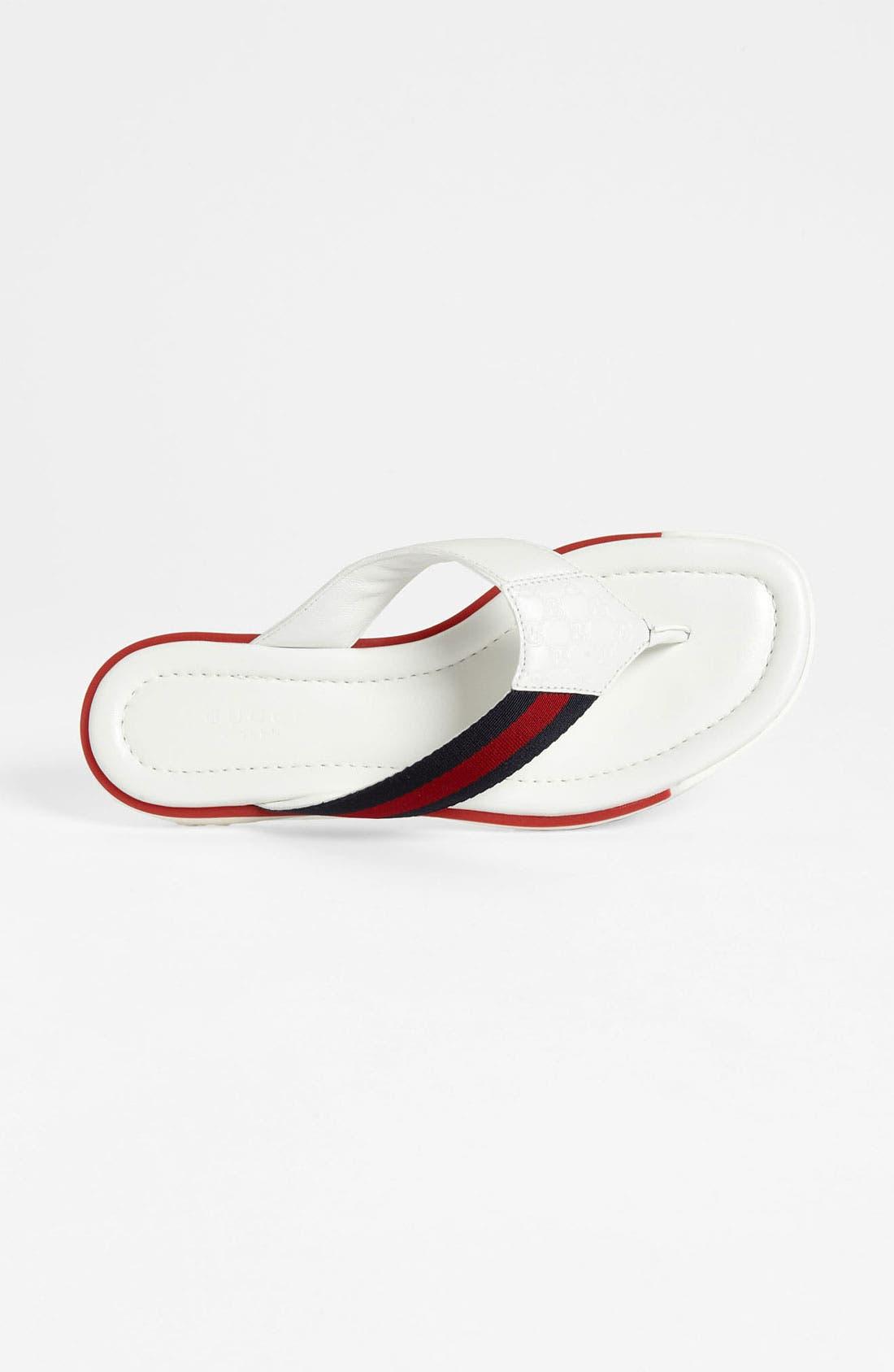 Alternate Image 3  - Gucci Flip Flop