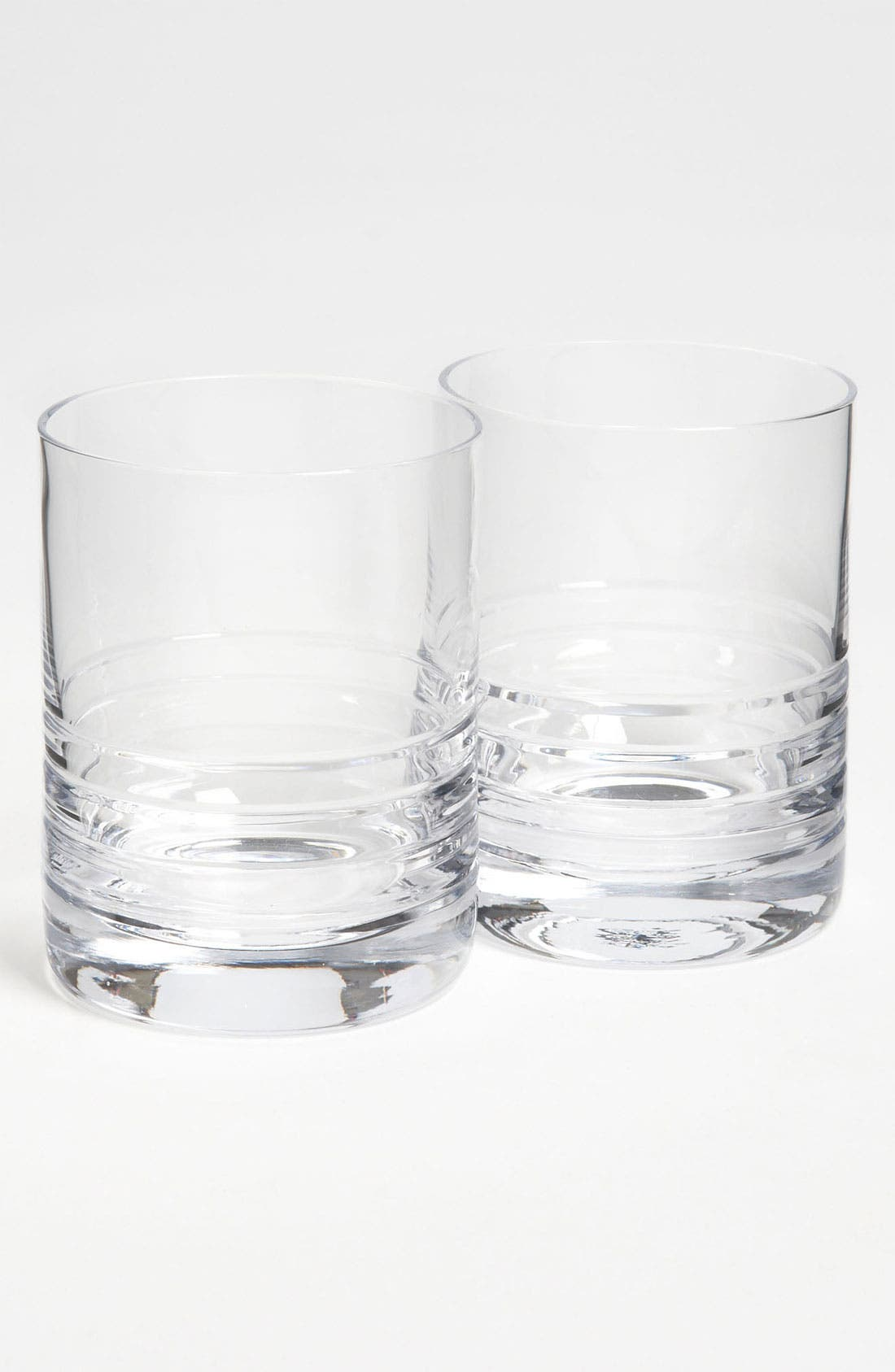 Alternate Image 1 Selected - kate spade new york 'percival place' glasses (set of 2)