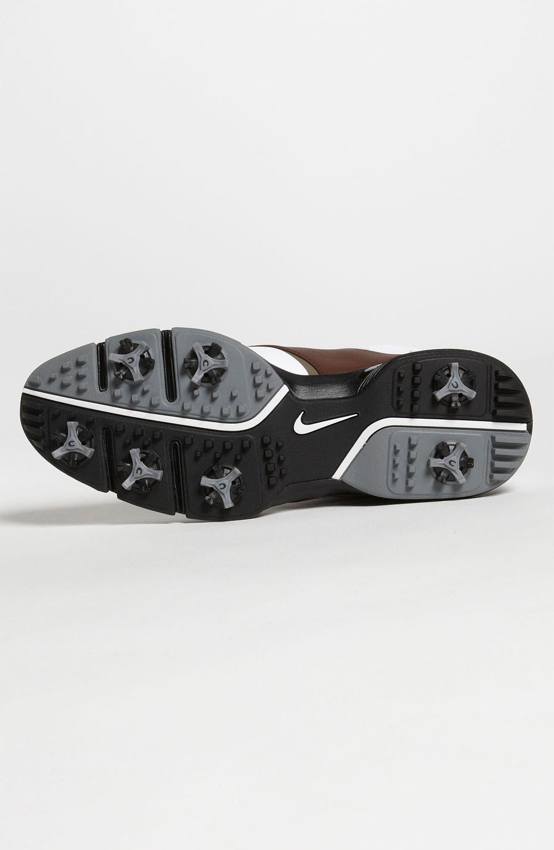 Alternate Image 4  - Nike 'Heritage' Golf Shoe (Men)