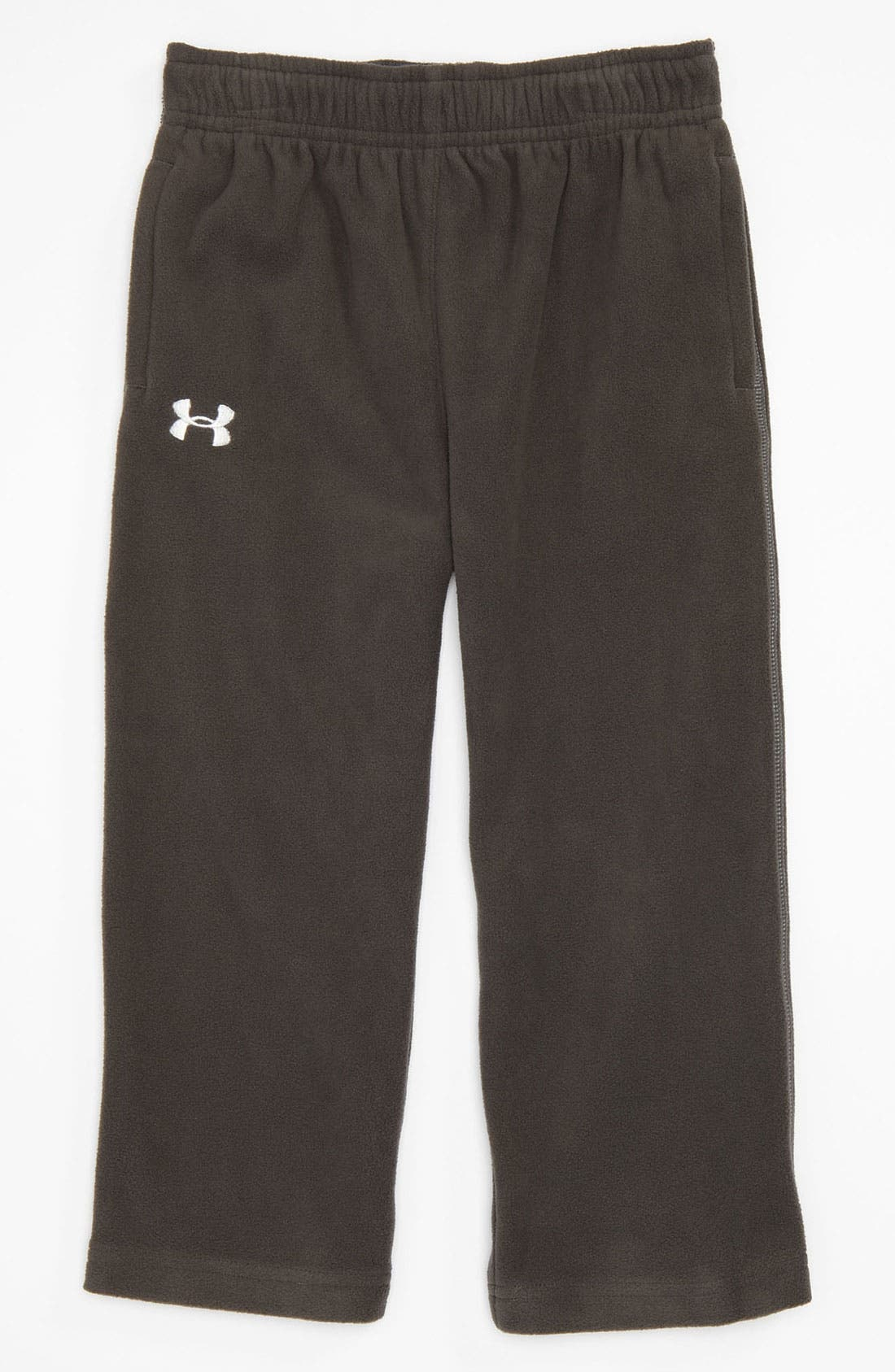 Alternate Image 1 Selected - Under Armour Fleece Pants (Toddler)