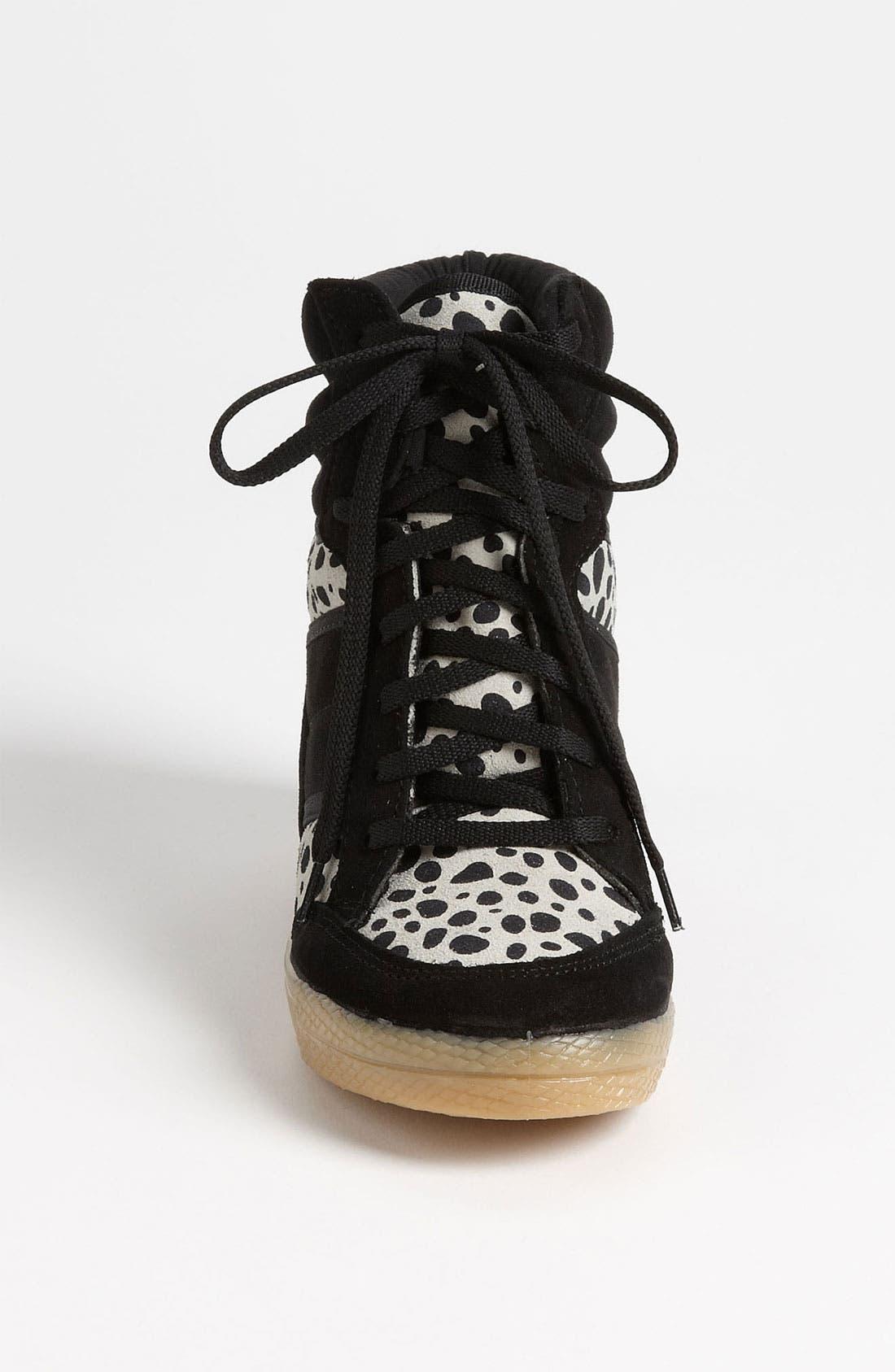 Alternate Image 3  - Topshop 'Acrobatics - Dalmation' Sneaker