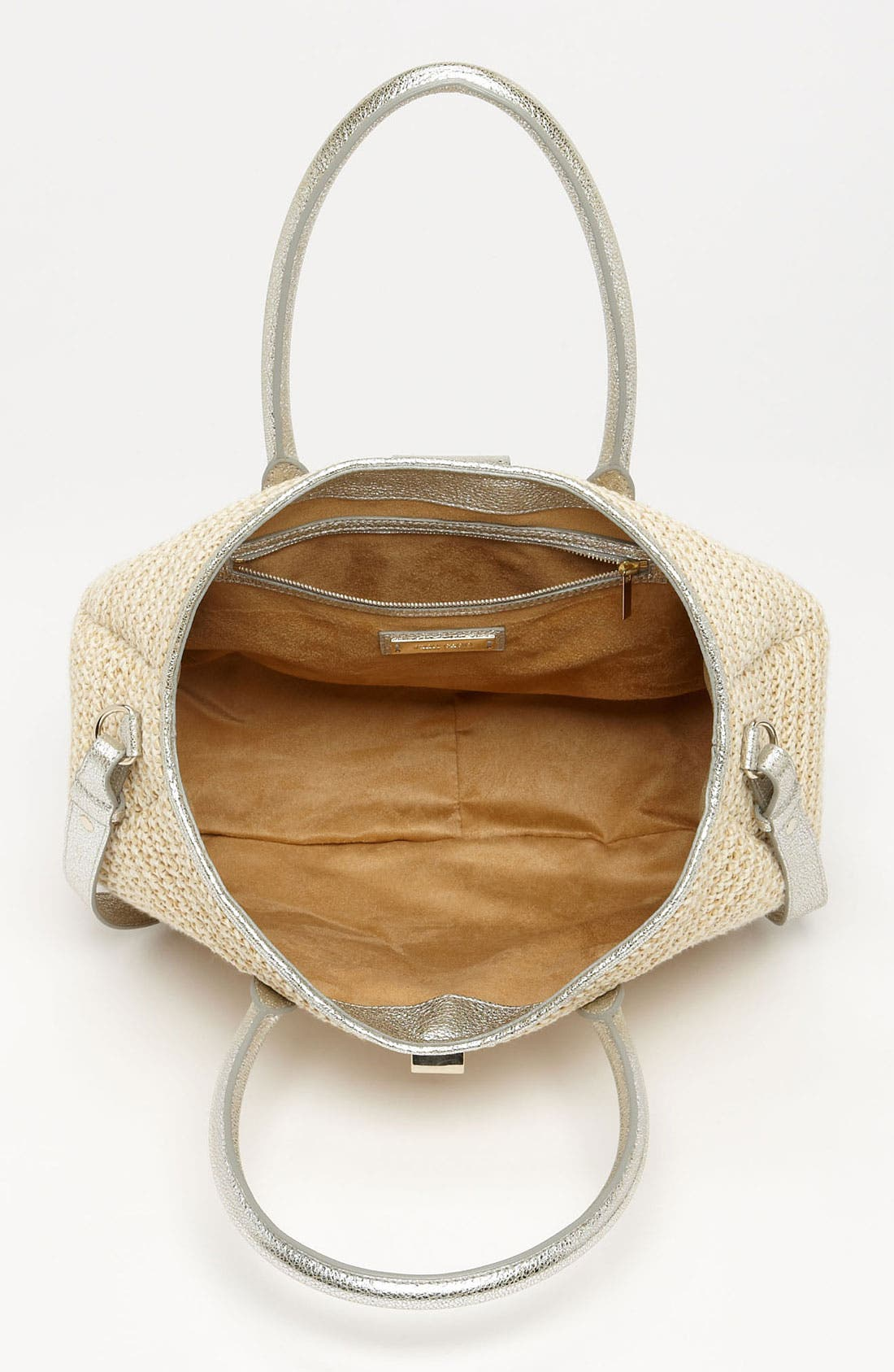 Alternate Image 3  - Jimmy Choo 'Rania' Raffia Tote
