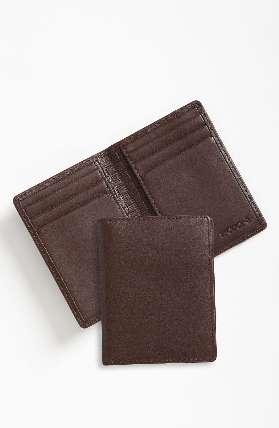 Alternate Image 1 Selected - Boconi 'Collins' Wallet
