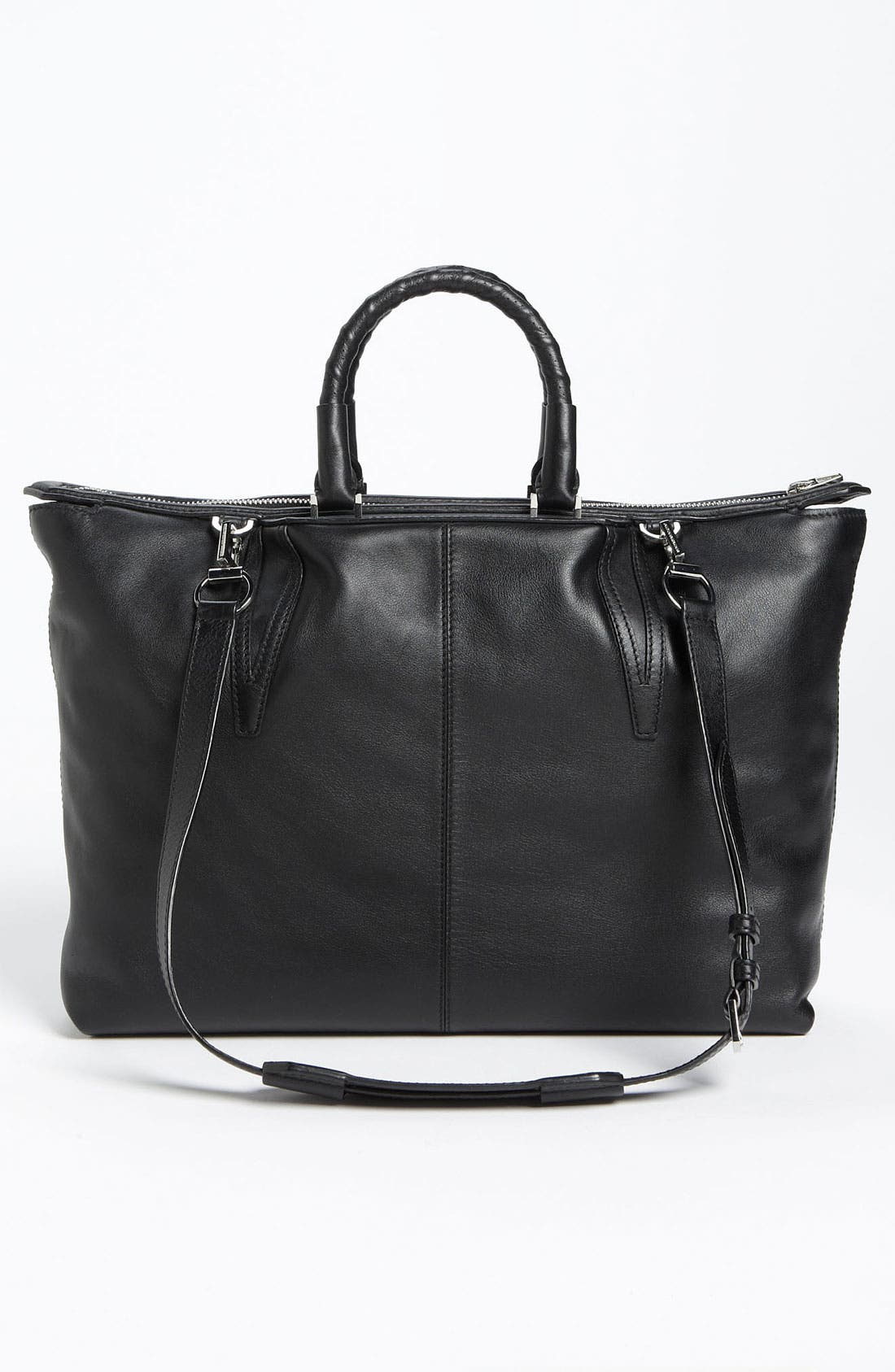 Alternate Image 4  - Alexander Wang 'Liner - Small' Leather Satchel