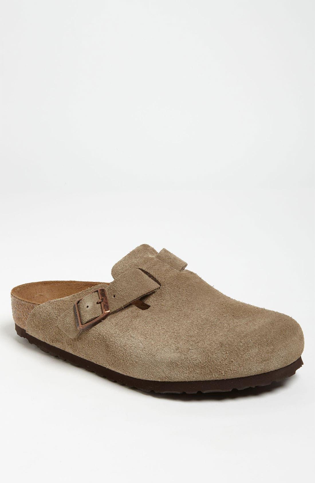 Birkenstock 'Boston Soft' Clog   (Men)
