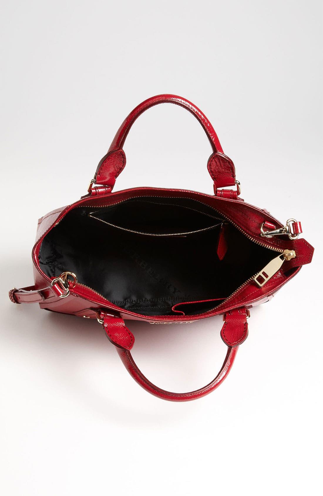 Alternate Image 3  - Burberry 'Ladies London' Leather Tote