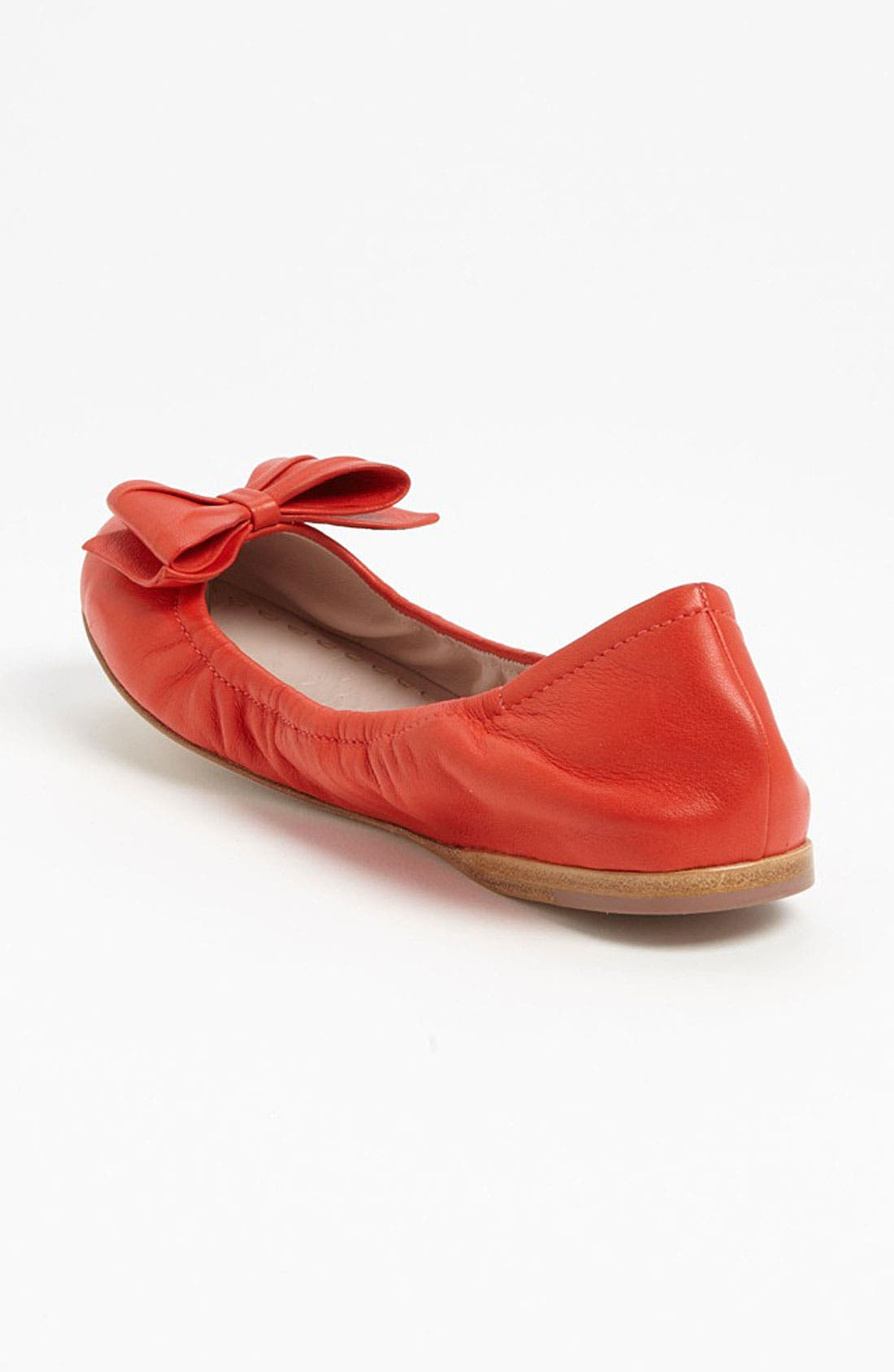 Alternate Image 2  - Miu Miu Bow Ballet Flat