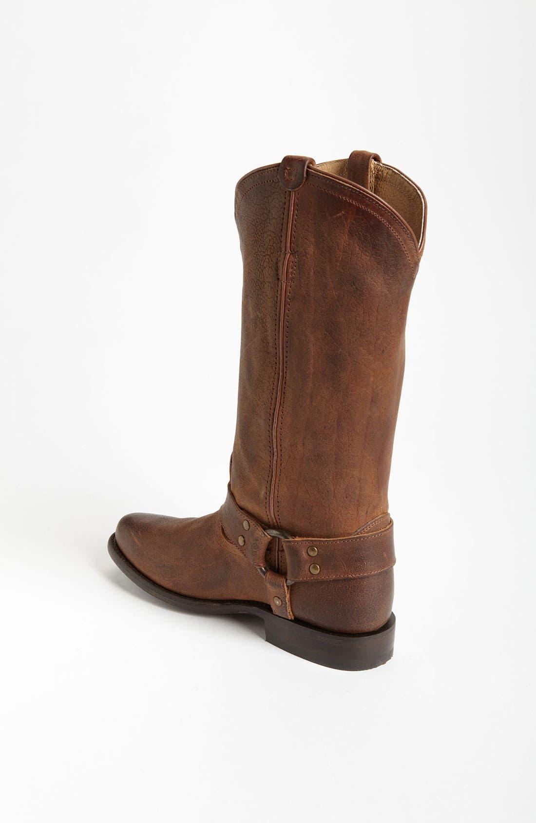 Alternate Image 2  - Frye 'Wyatt' Harness Boot
