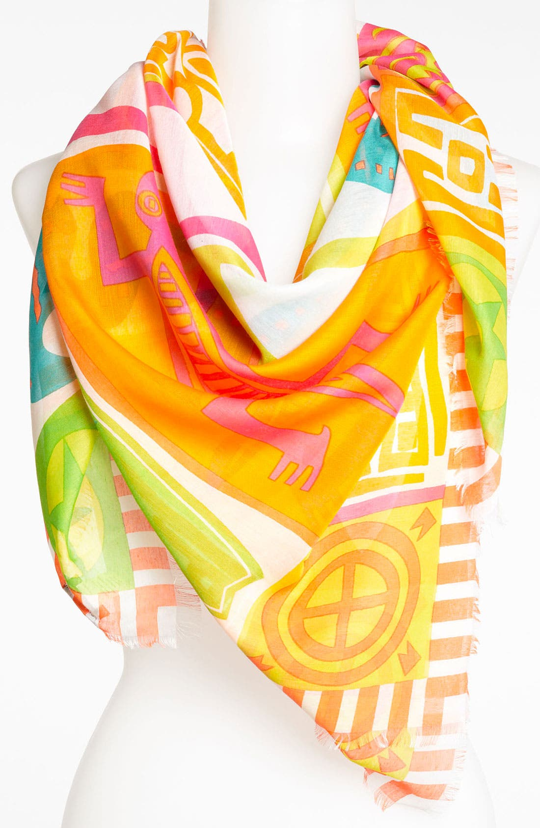 Alternate Image 1 Selected - Echo 'Surf Board City' Scarf