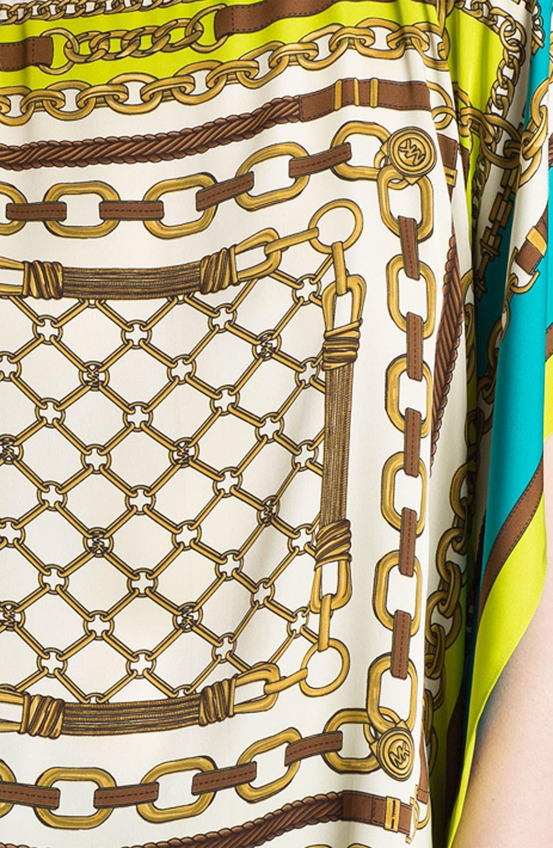 Alternate Image 3  - MICHAEL Michael Kors Flutter Tunic