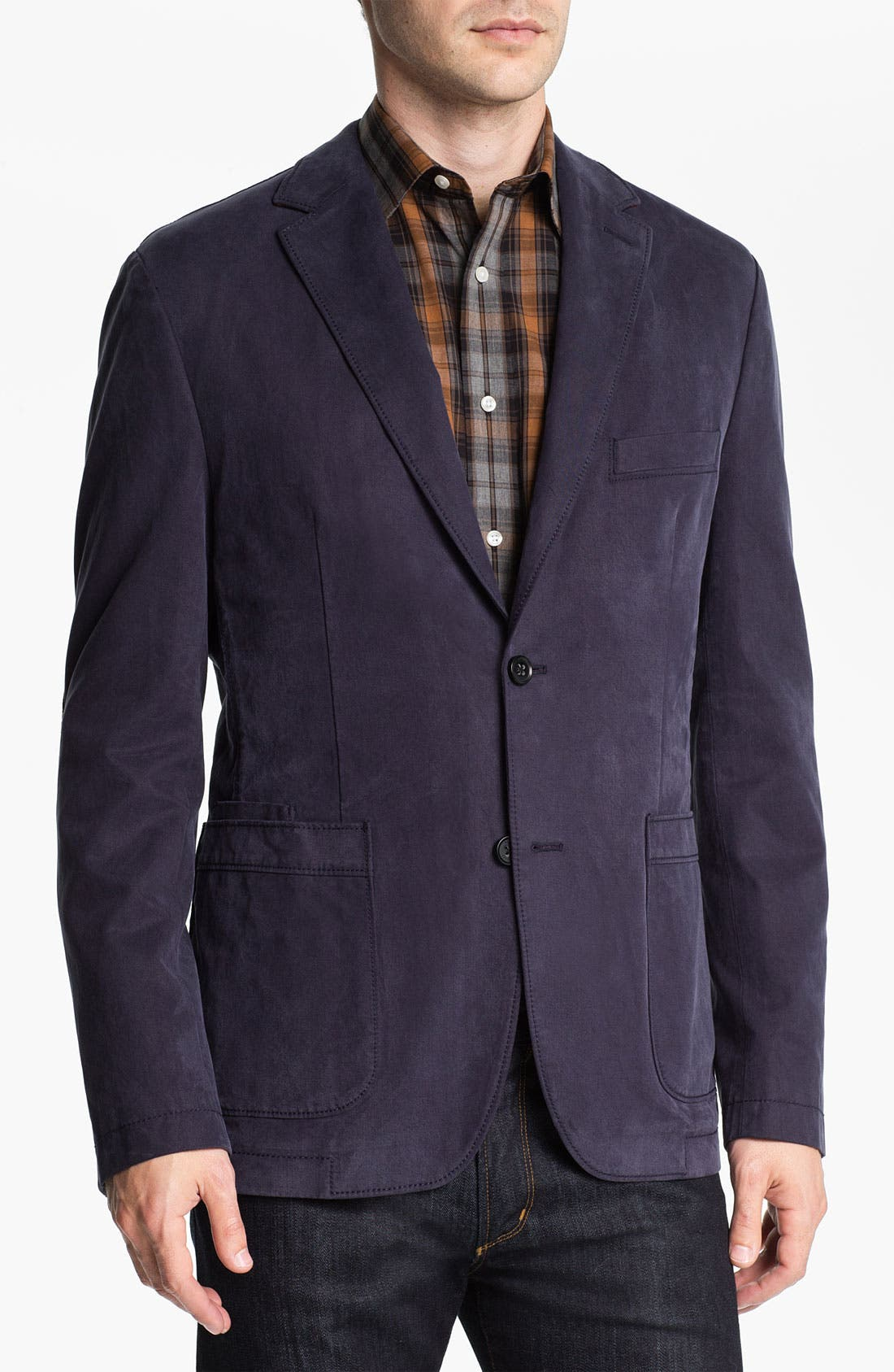 Alternate Image 1 Selected - BOSS Black 'Micon' Sportcoat