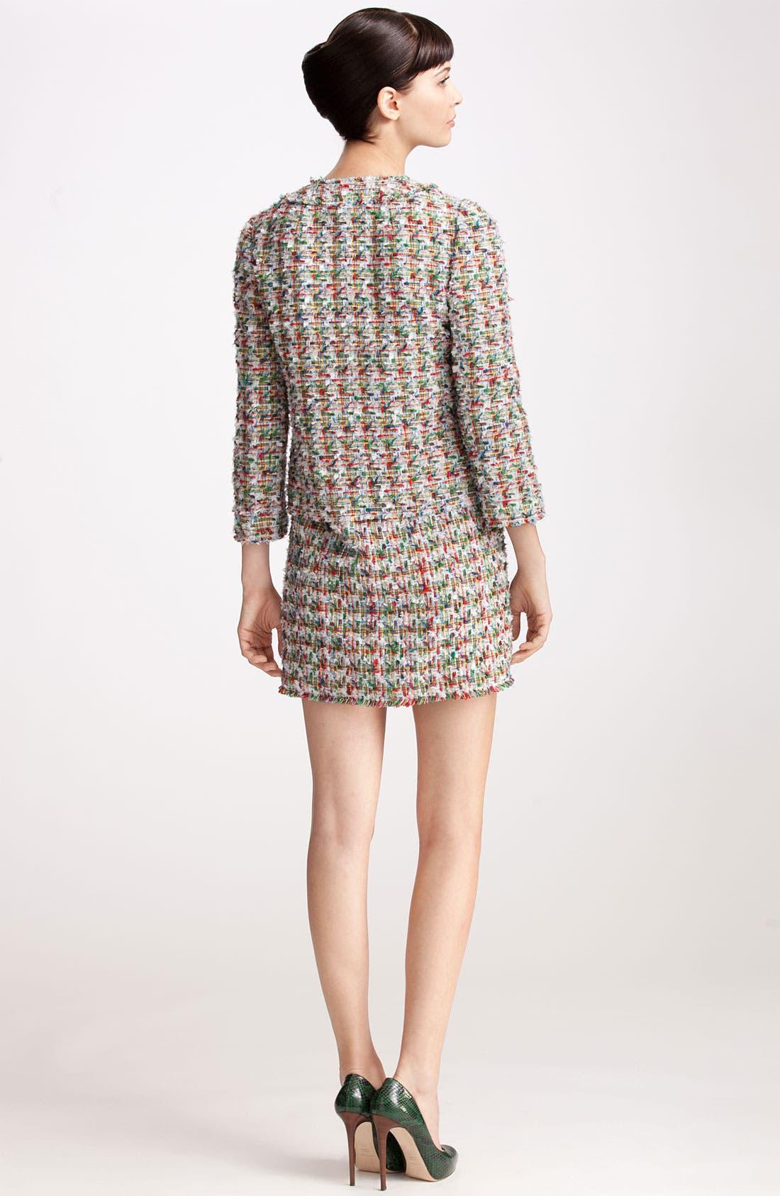 Alternate Image 2  - Dolce&Gabbana Tweed Jacket