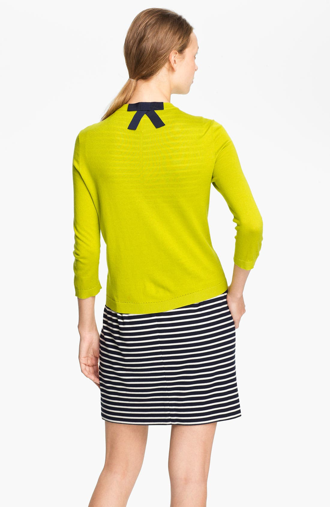 Alternate Image 2  - kate spade new york 'jeremy' cardigan