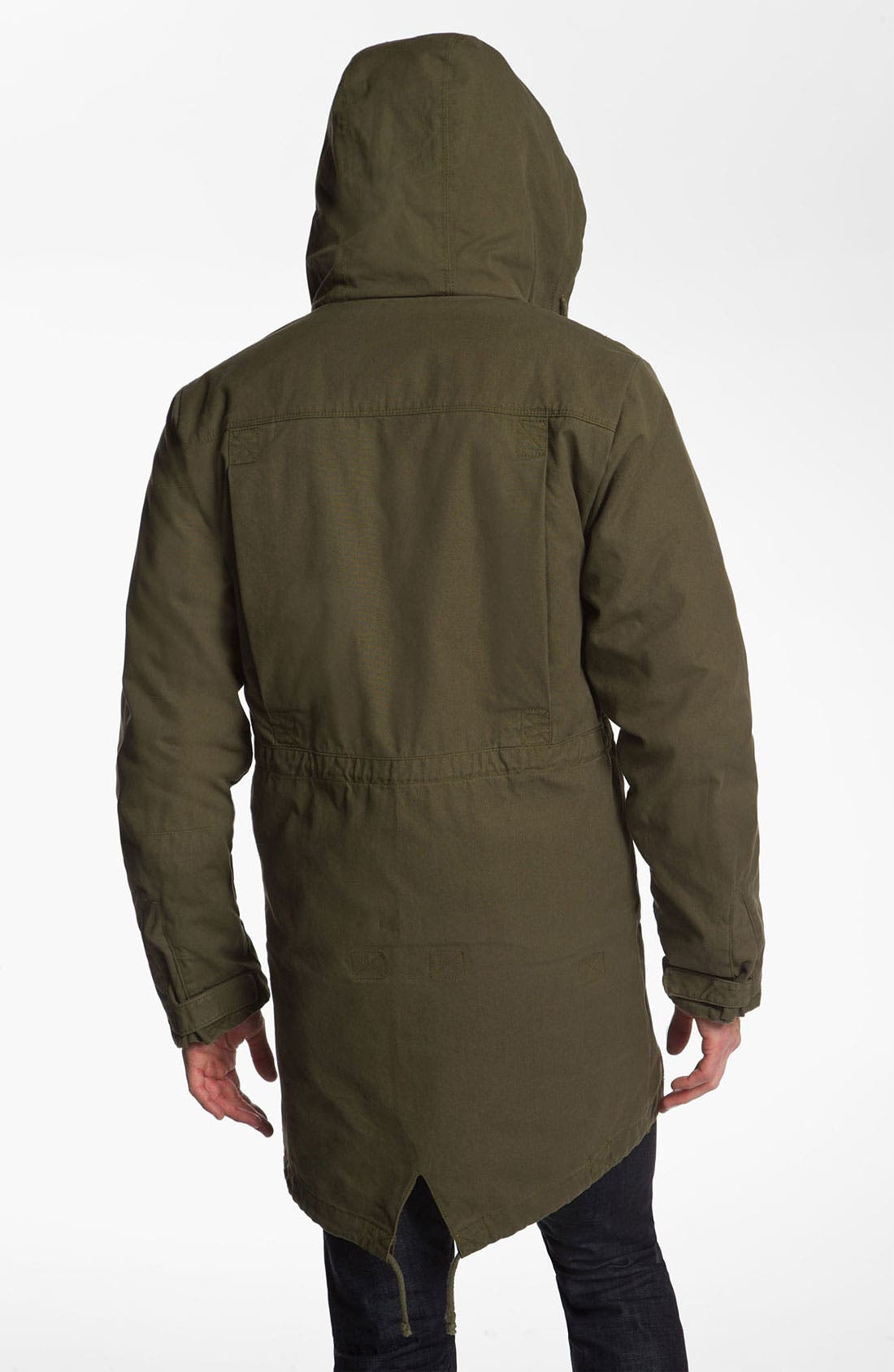 Alternate Image 2  - Comune 'Bernard' Hooded Parka