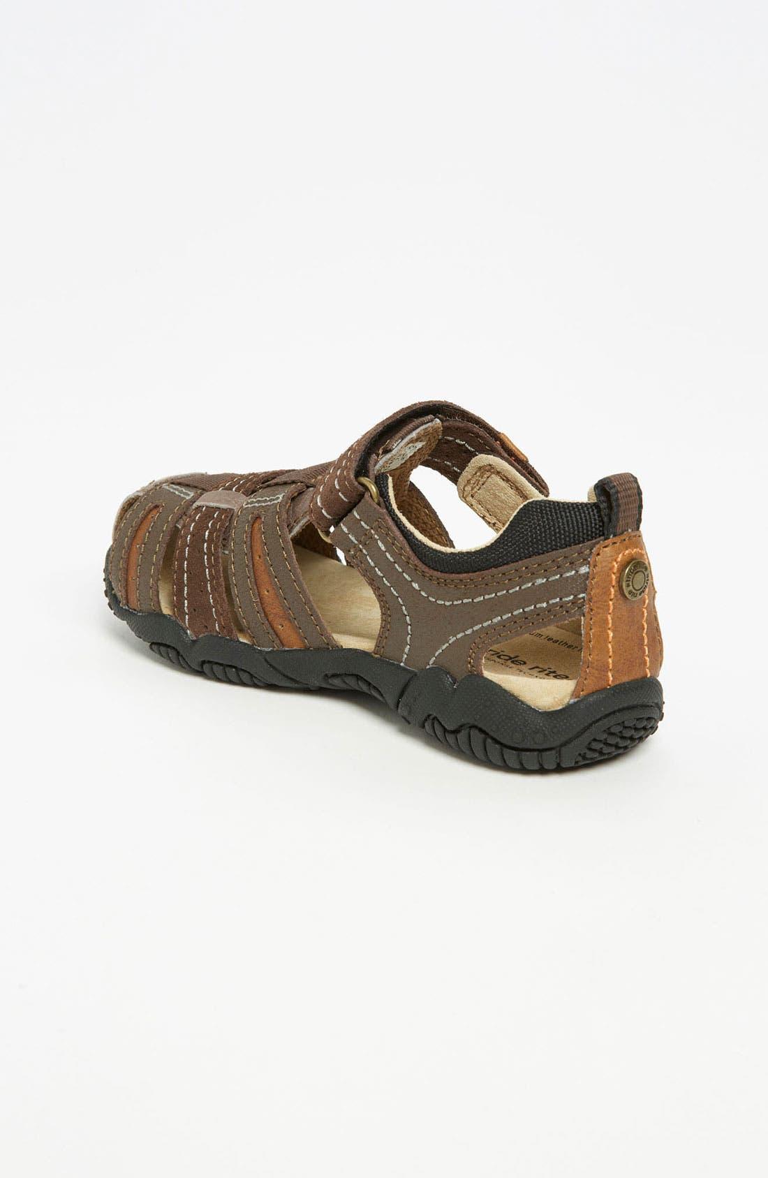Alternate Image 2  - Stride Rite 'Ericson' Sandal (Toddler & Little Kid)