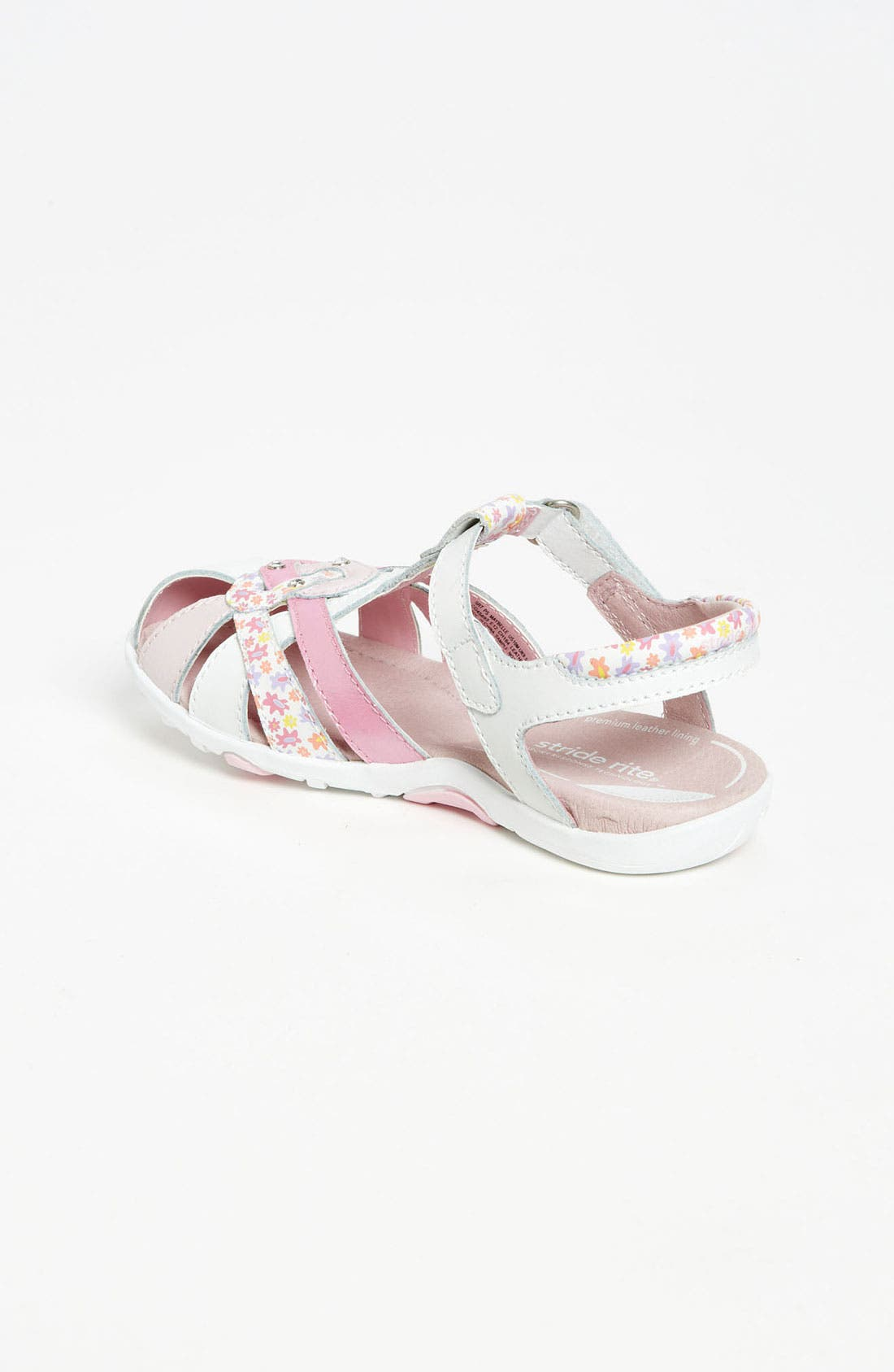 Alternate Image 2  - Stride Rite 'Maybelle' Sandal (Baby, Walker, Toddler & Little Kid)