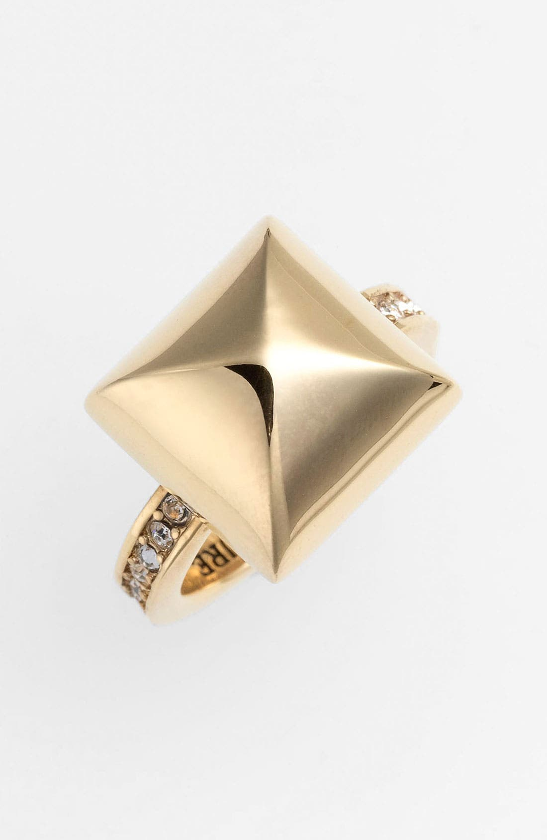 Main Image - Juicy Couture 'Heavy Metal' Pyramid Ring