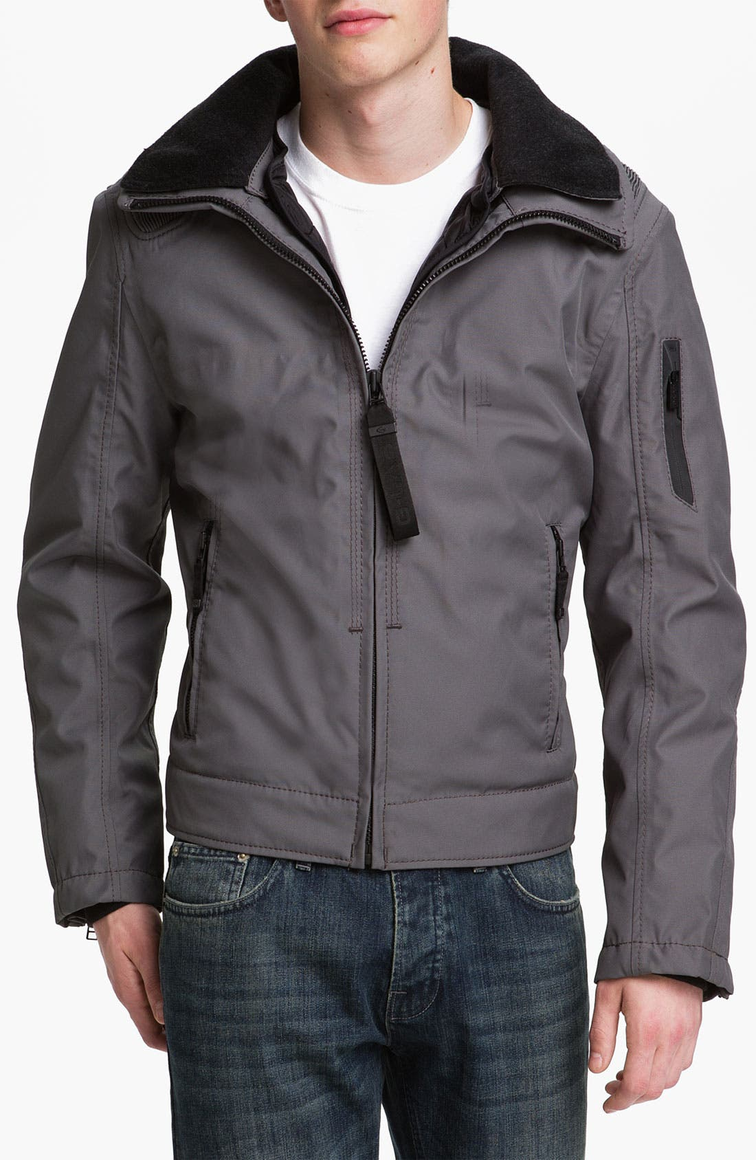 Alternate Image 1 Selected - G-Lab Moto Jacket