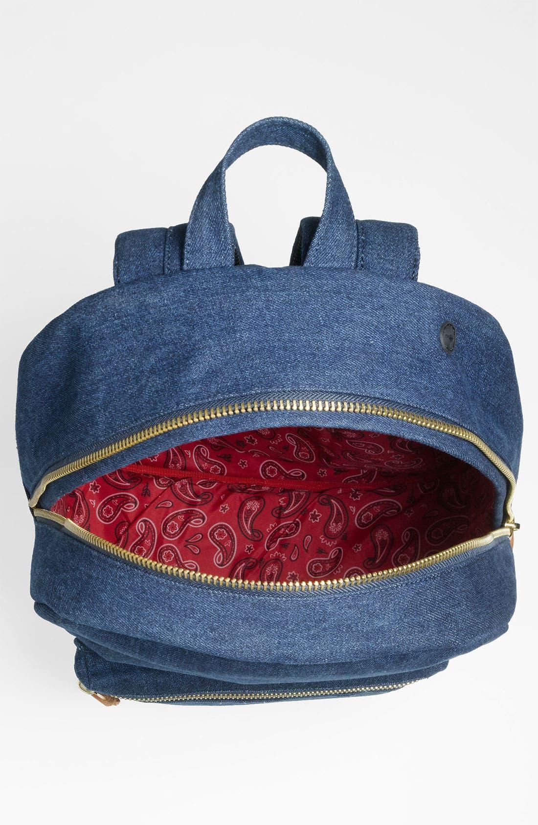 Alternate Image 3  - Herschel Supply Co. 'Settlement - Denim Collection' Backpack