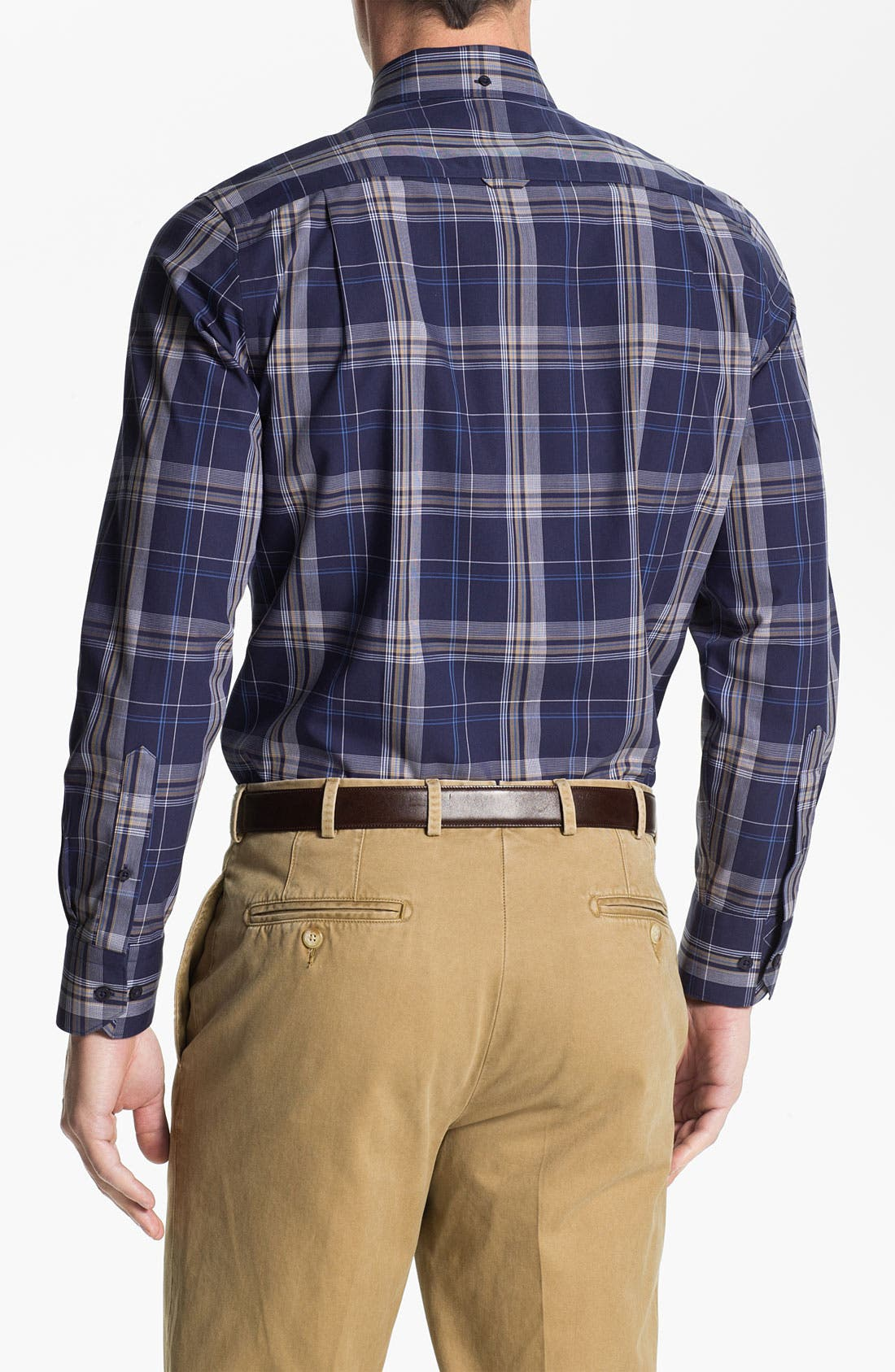 Alternate Image 2  - Nordstrom Smartcare™ Regular Fit Sport Shirt