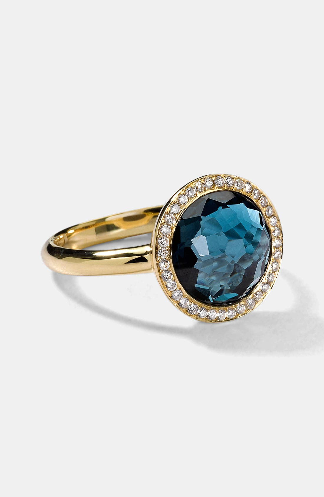 Alternate Image 1 Selected - Ippolita 'Rock Candy - Lollitini' 18k Gold Ring