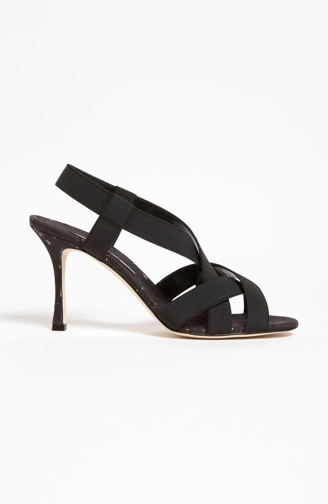 Alternate Image 3  - Manolo Blahnik 'Lasti' Sandal