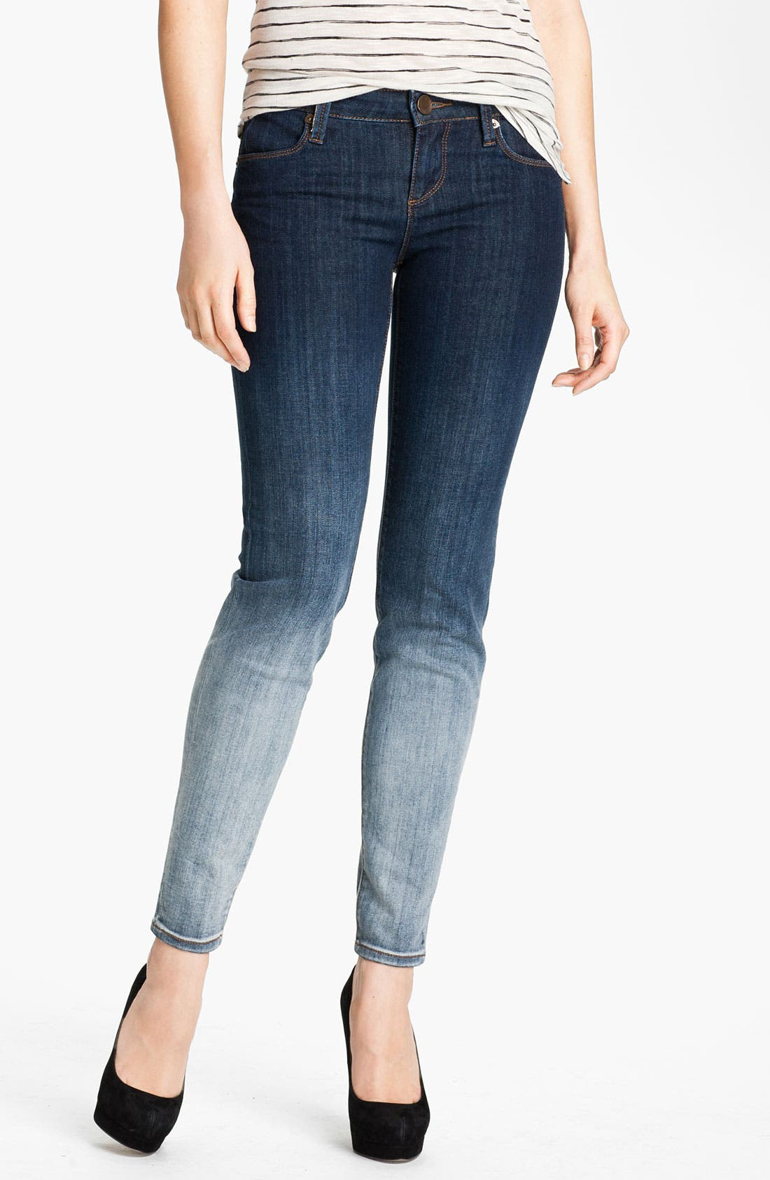 Alternate Image 1 Selected - KUT from the Kloth 'Jennifer' Skinny Jeans (Amazing) (Online Exclusive)