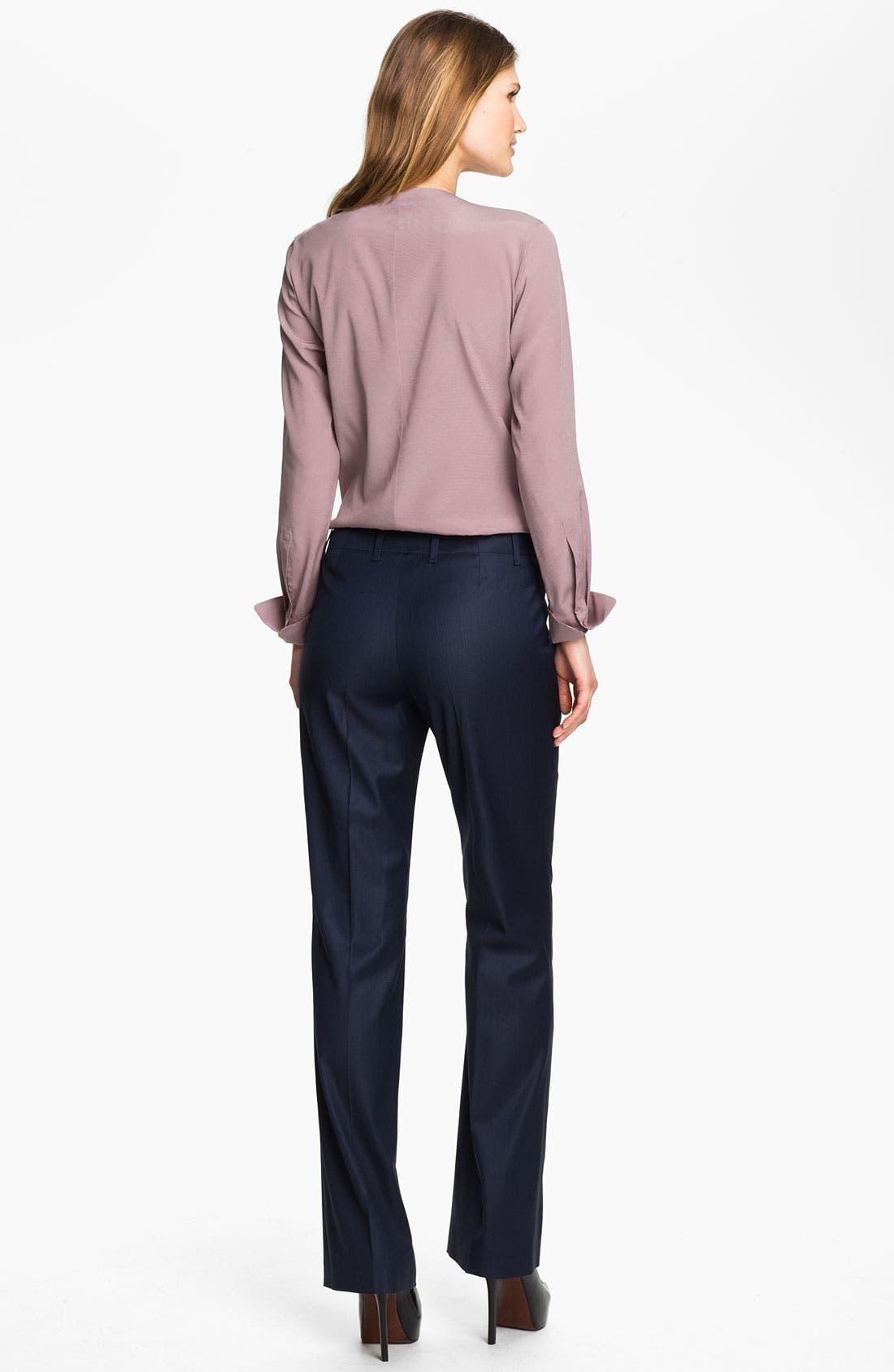 Alternate Image 5  - BOSS Black 'Tulia' Trousers