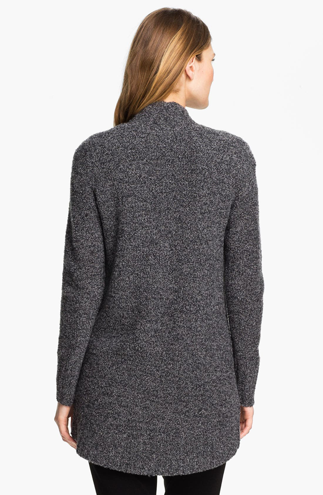 Alternate Image 2  - Eileen Fisher Drape Front Long Cardigan (Online Exclusive)
