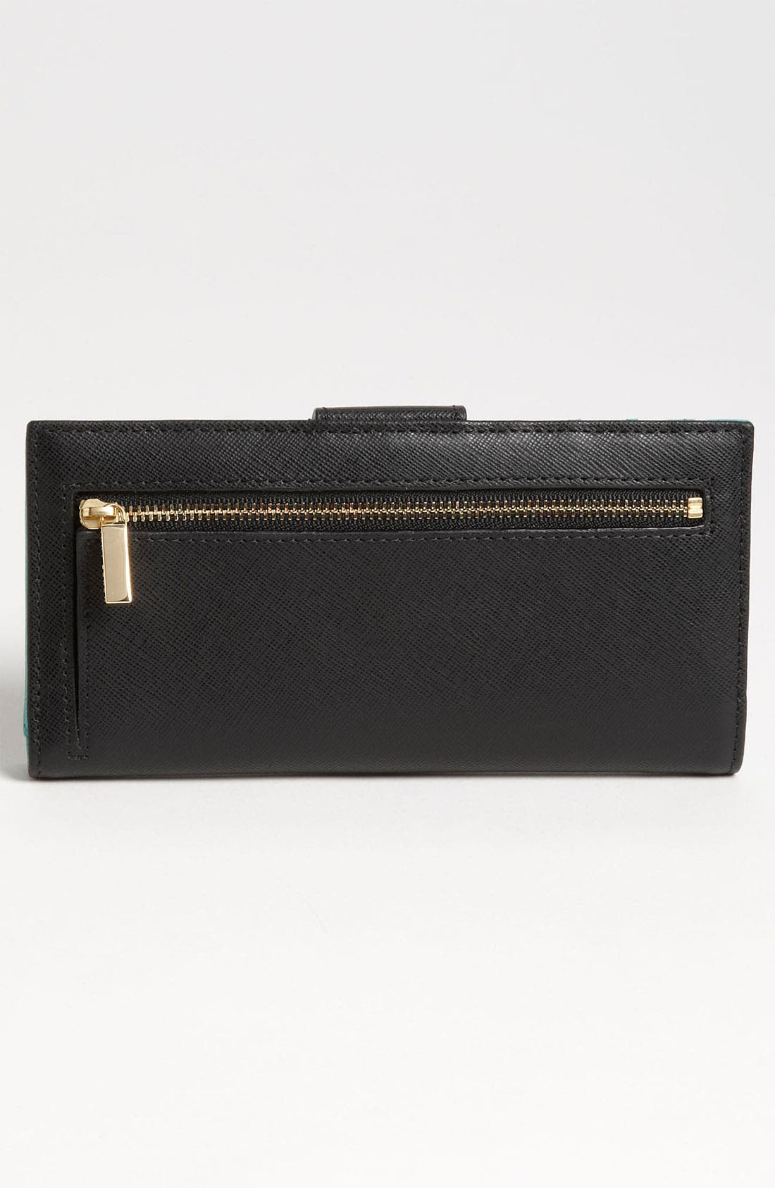 Alternate Image 4  - Tory Burch 'Robinson' Fold Wallet