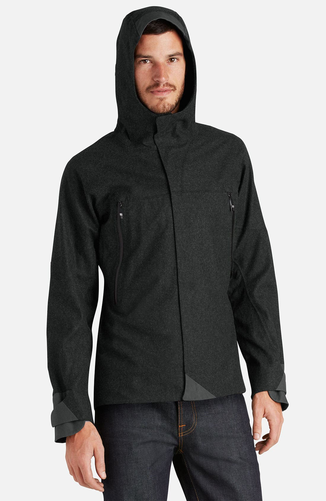 Alternate Image 3  - Nau 'Wool Patrol' Hooded Jacket