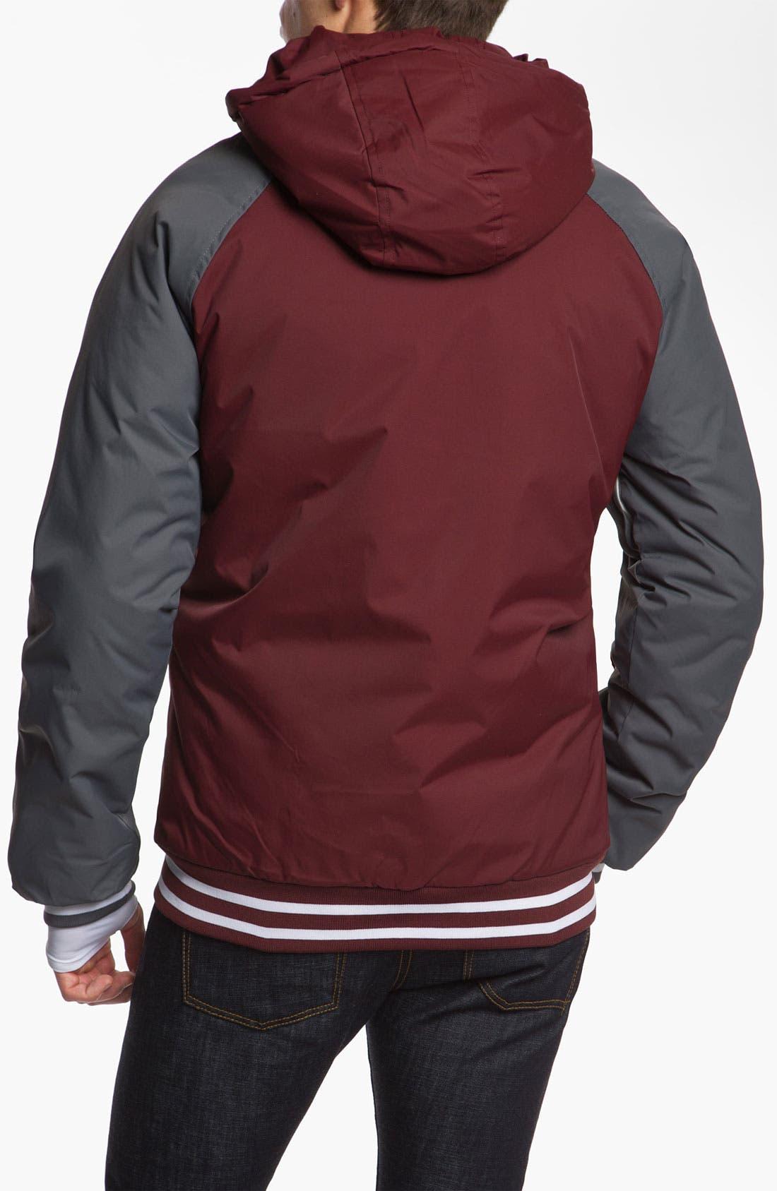 Alternate Image 2  - WeSC 'Jakobi Plus' Hooded Jacket