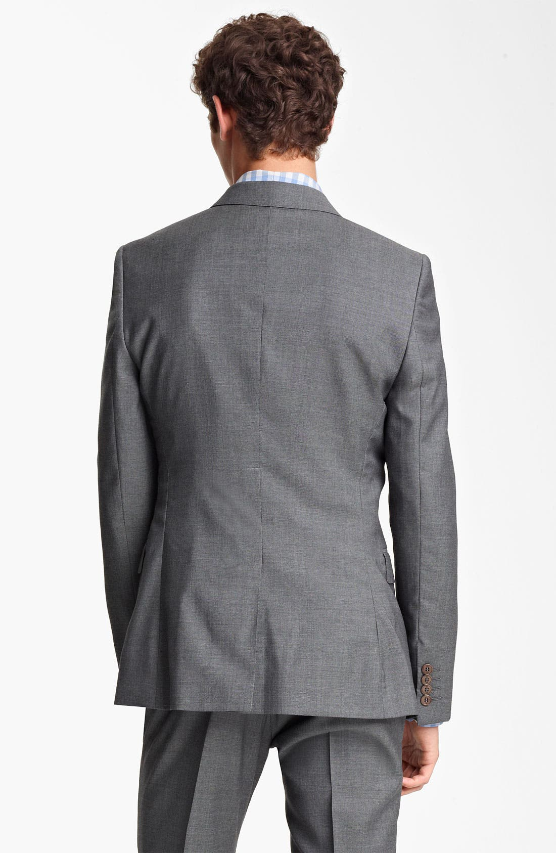 Alternate Image 2  - PS Paul Smith Wool Blazer
