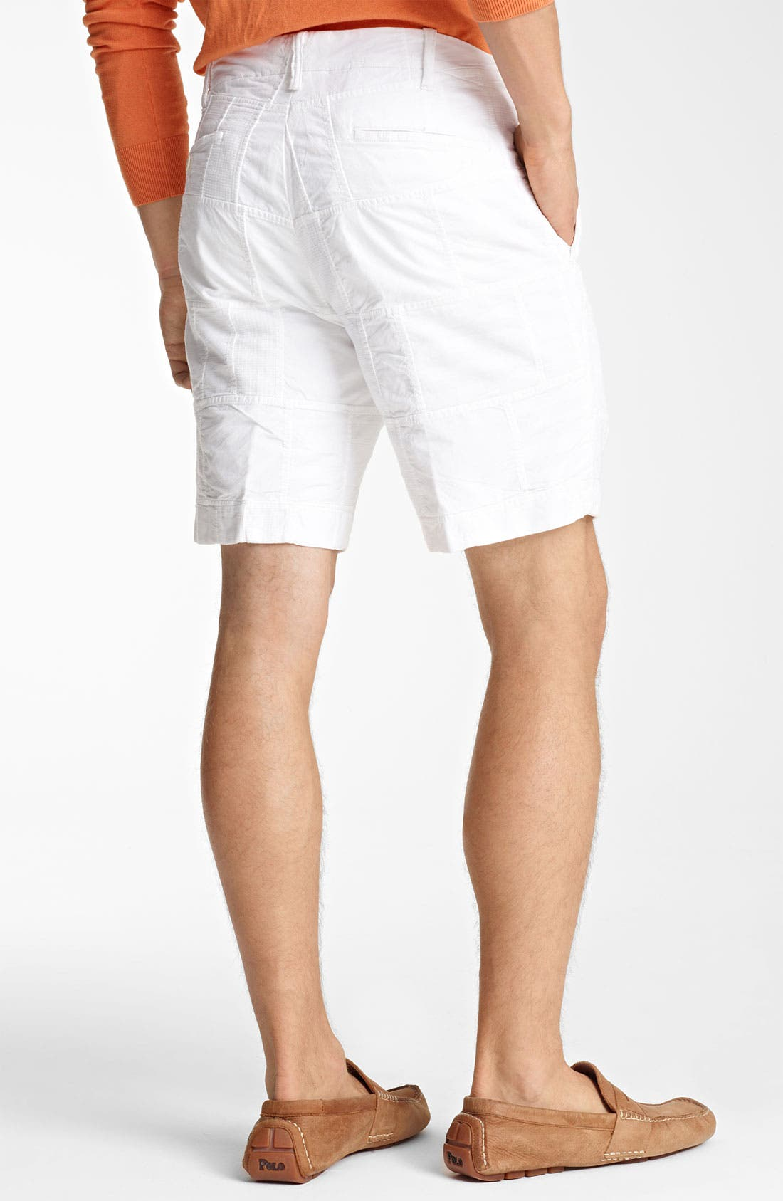 Alternate Image 2  - Polo Ralph Lauren 'Patchwork Modern G.I.' Shorts