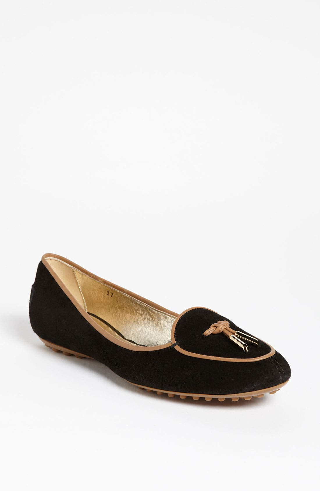Alternate Image 1 Selected - Tod's 'Dee Pantofola Laccetto' Loafer