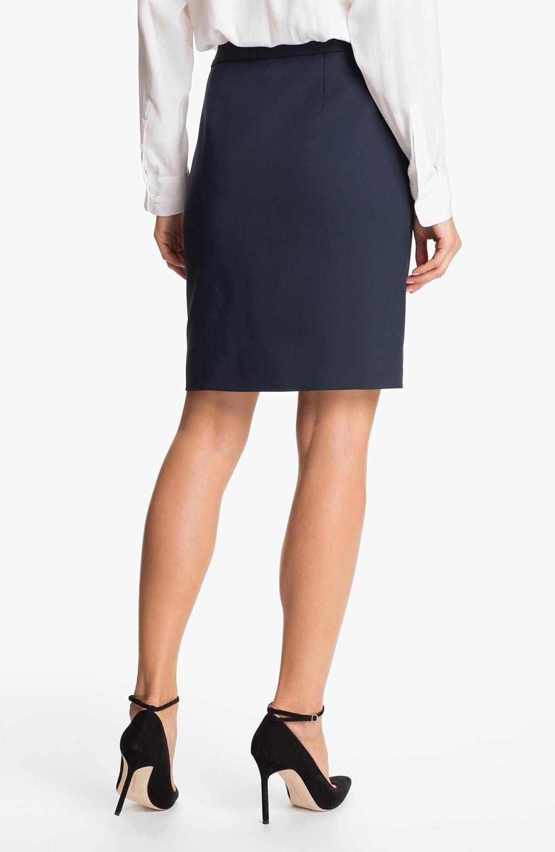 Alternate Image 2  - kate spade new york 'barry' skirt
