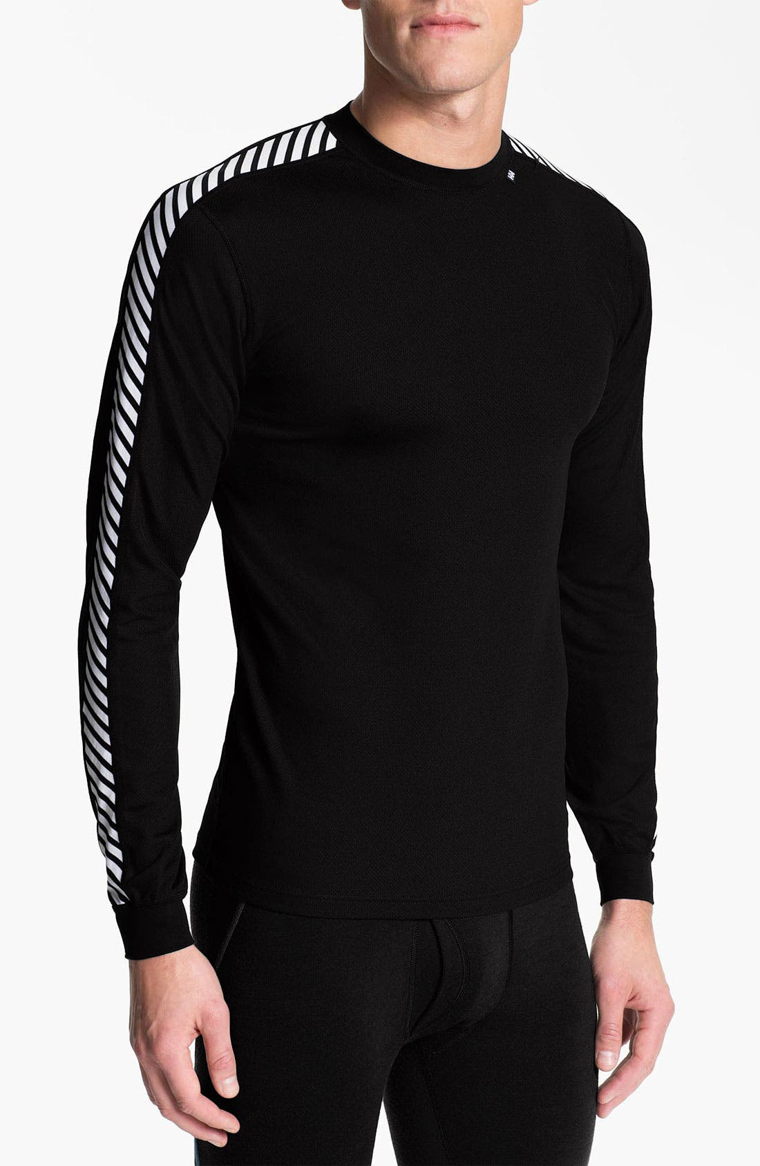Alternate Image 1 Selected - Helly Hansen 'H/H® Dry - Stripe' Crewneck Top (Online Exclusive)