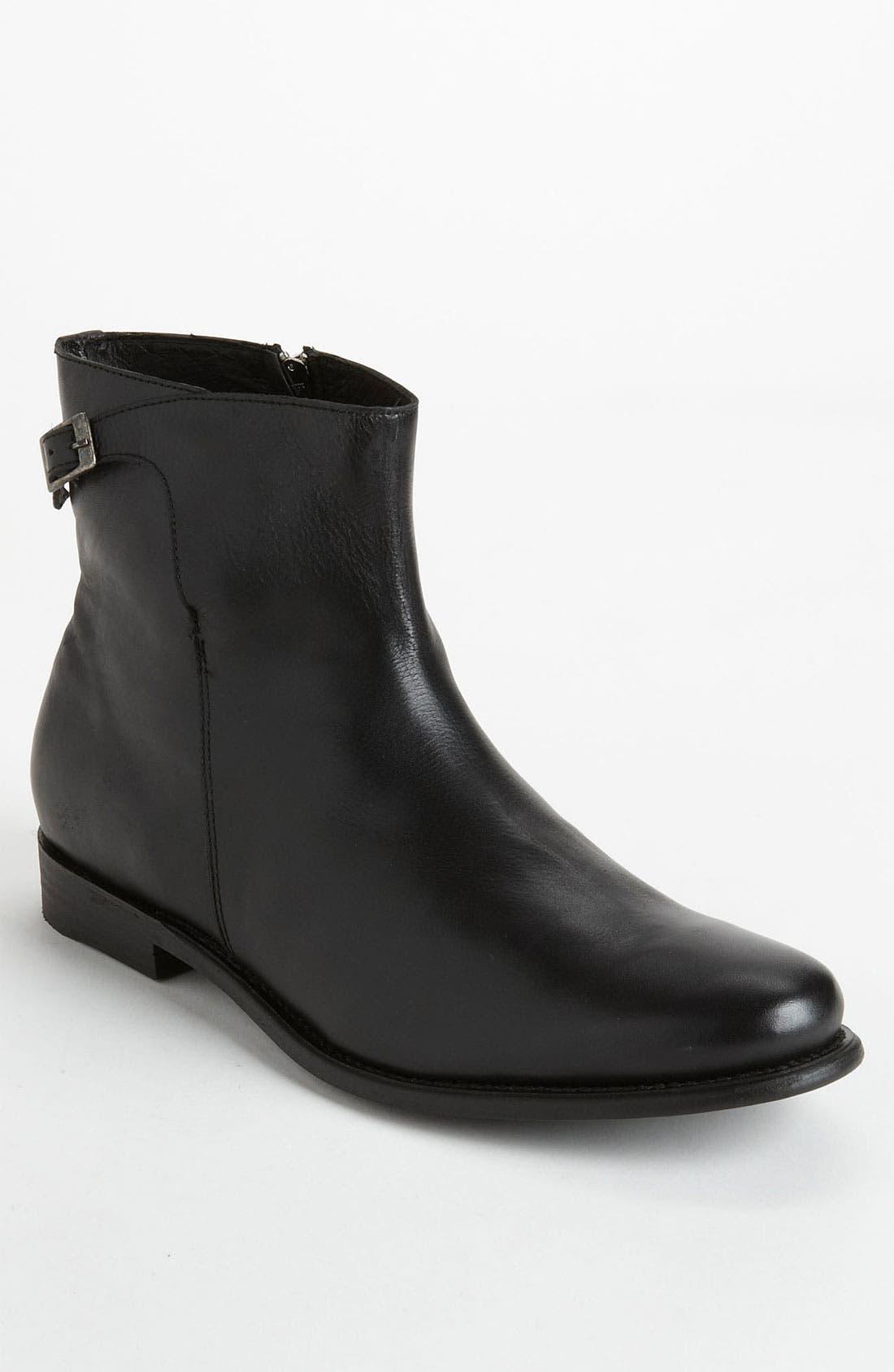 Alternate Image 1 Selected - J.D. Fisk 'Franky' Plain Toe Boot (Online Only)
