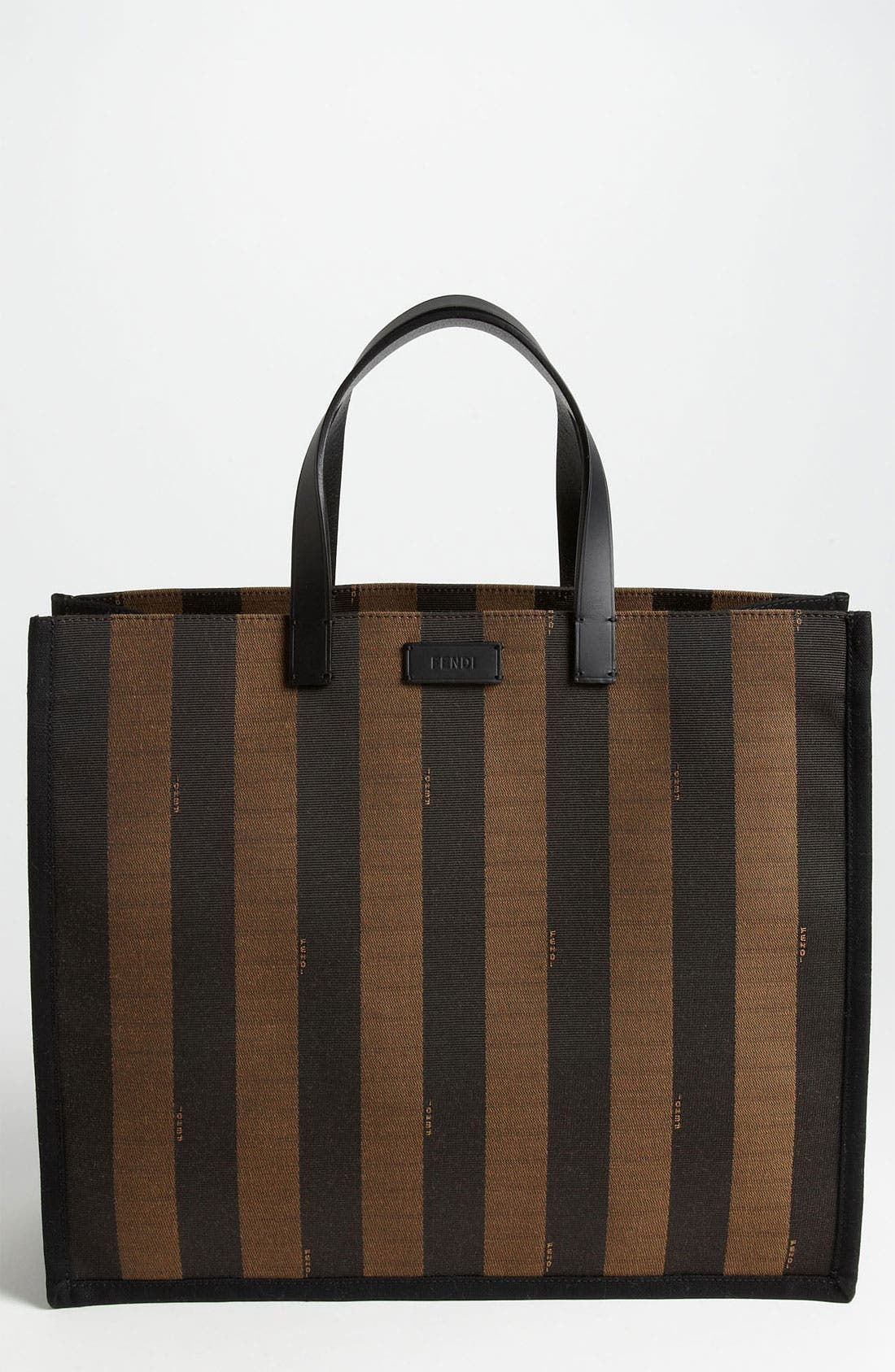 Alternate Image 1 Selected - Fendi 'Pequin - Large' Tote