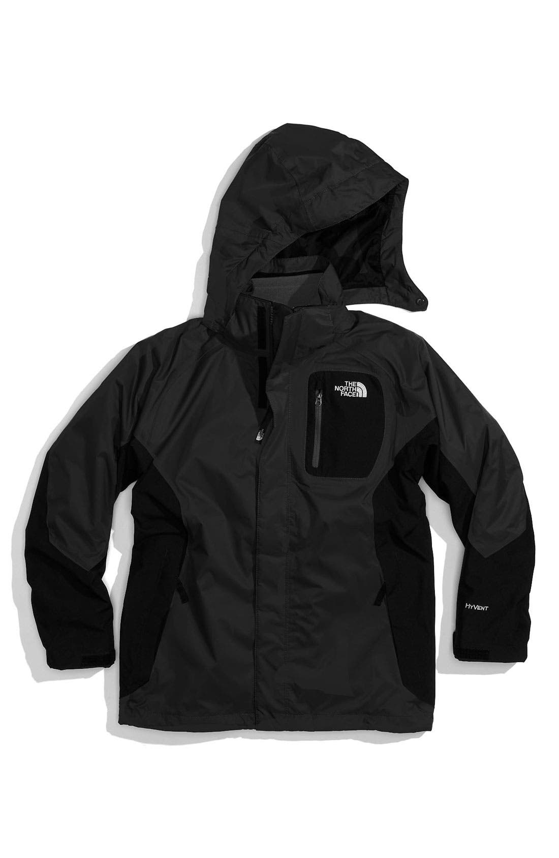 Alternate Image 1 Selected - The North Face 'Atlas' TriClimate® 3-in-1 Jacket (Big Boys)
