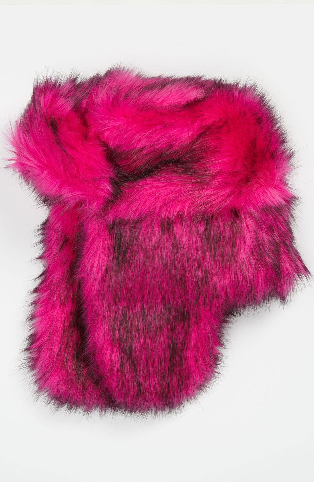 Alternate Image 1 Selected - Juicy Couture Faux Fur Trapper Hat (Girls)